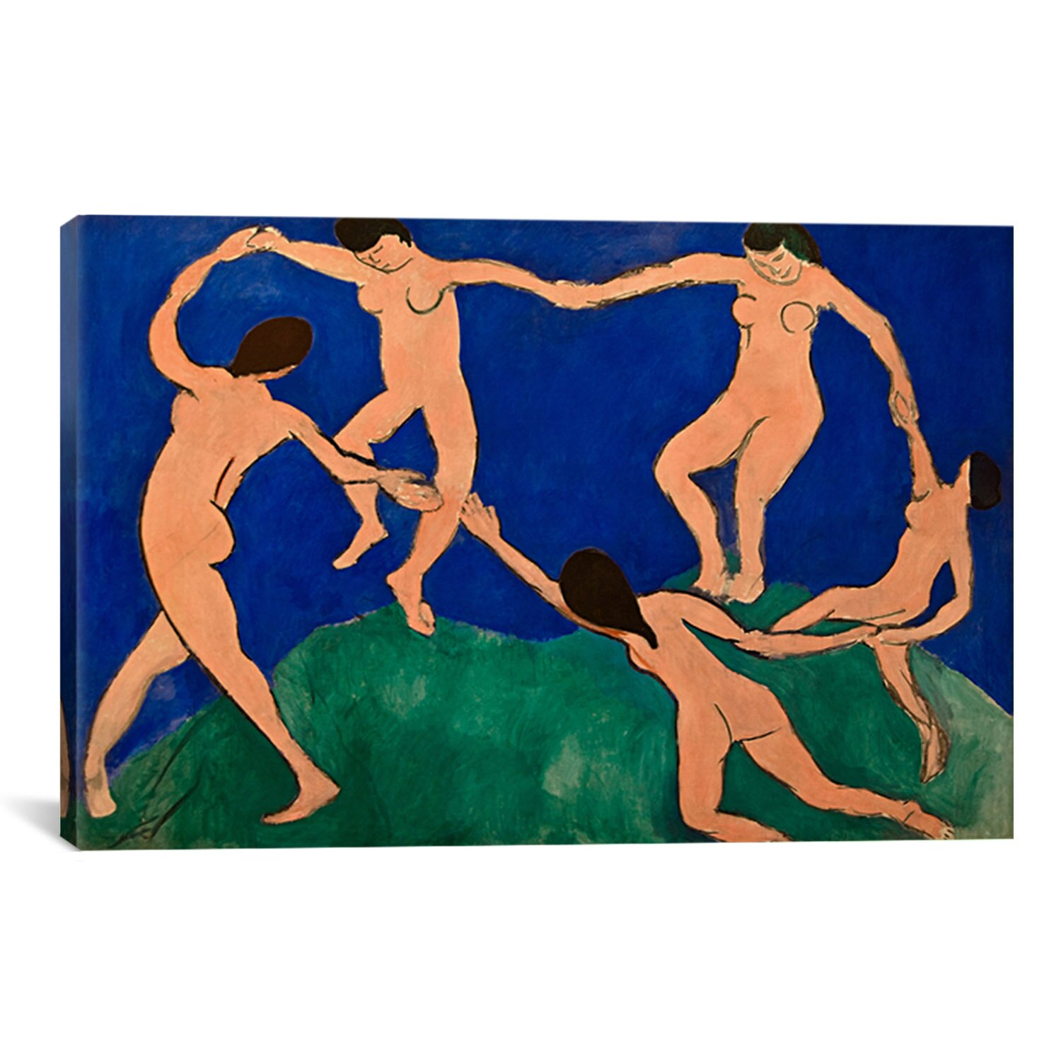 'The Dance I' by Henri Matisse Painting Print on Canvas ...