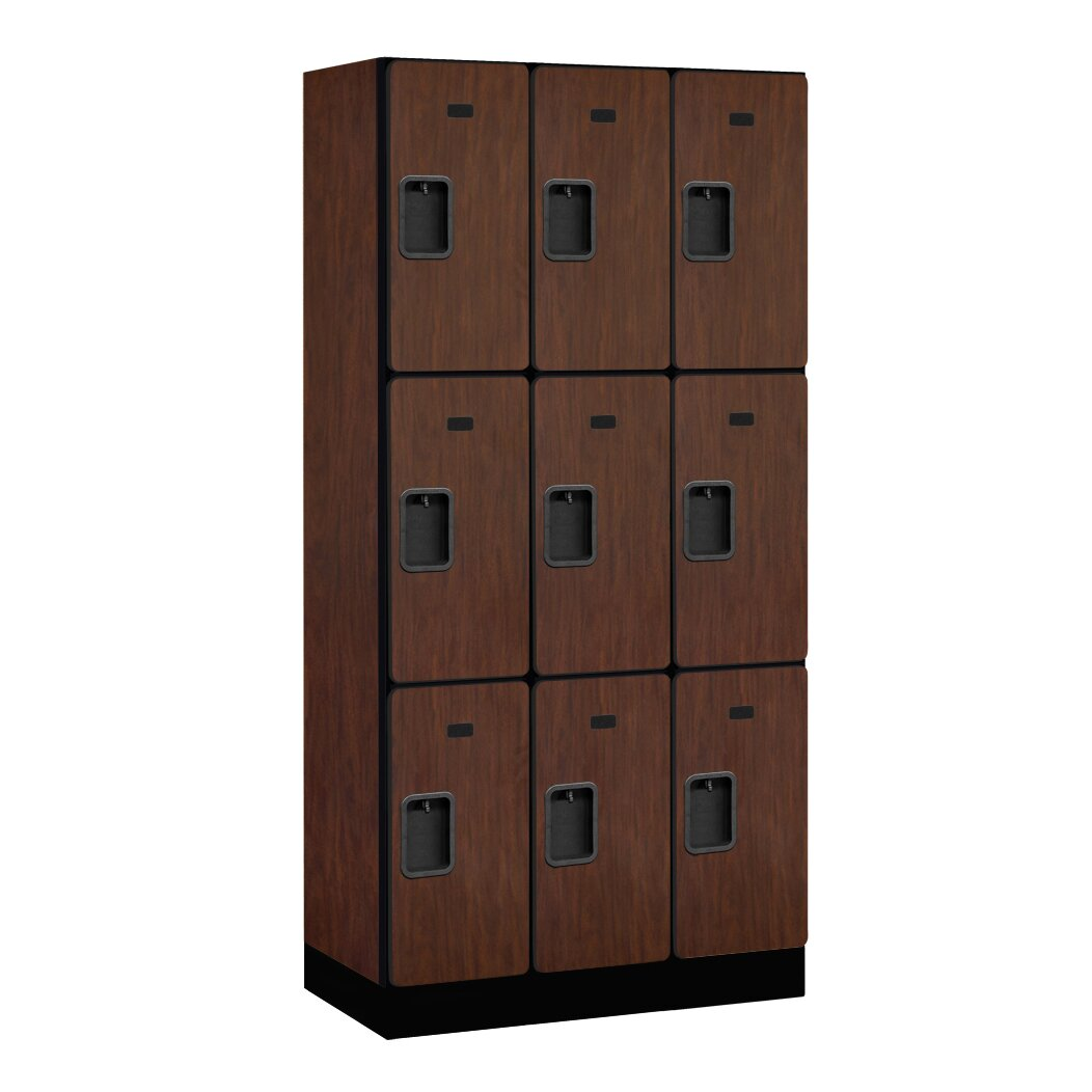 3 tier 3 wide designer locker wayfair Designer lockers