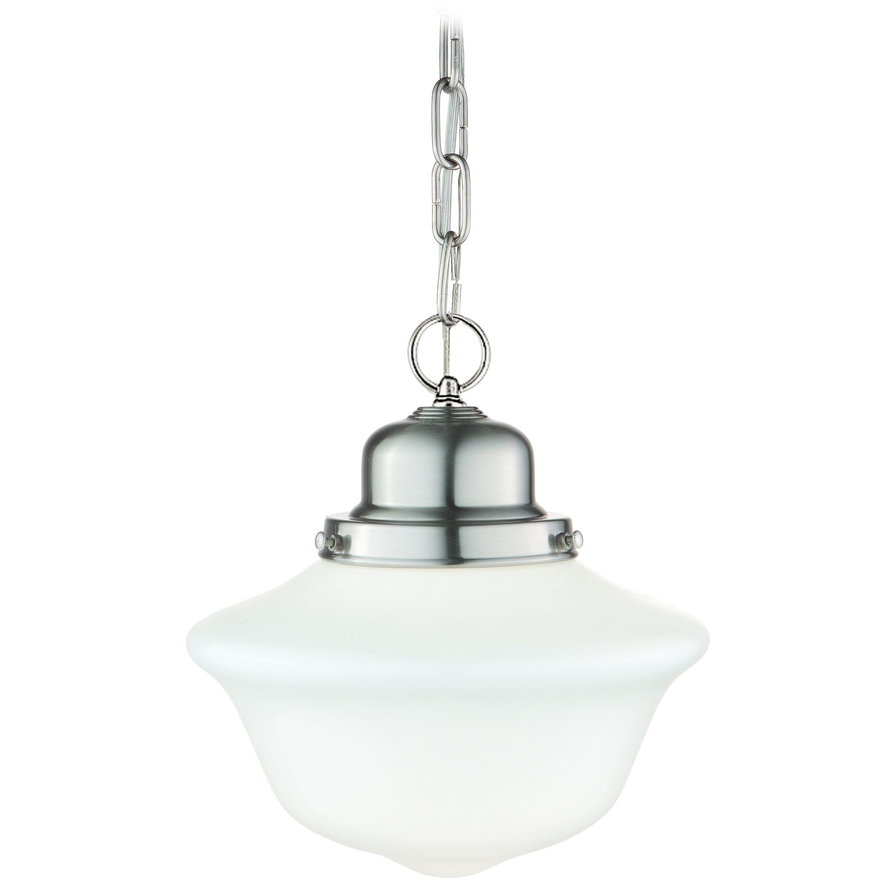 Hudson Valley Lighting Mini Pendant: Hudson Valley Lighting Edison 1 Light Mini Pendant