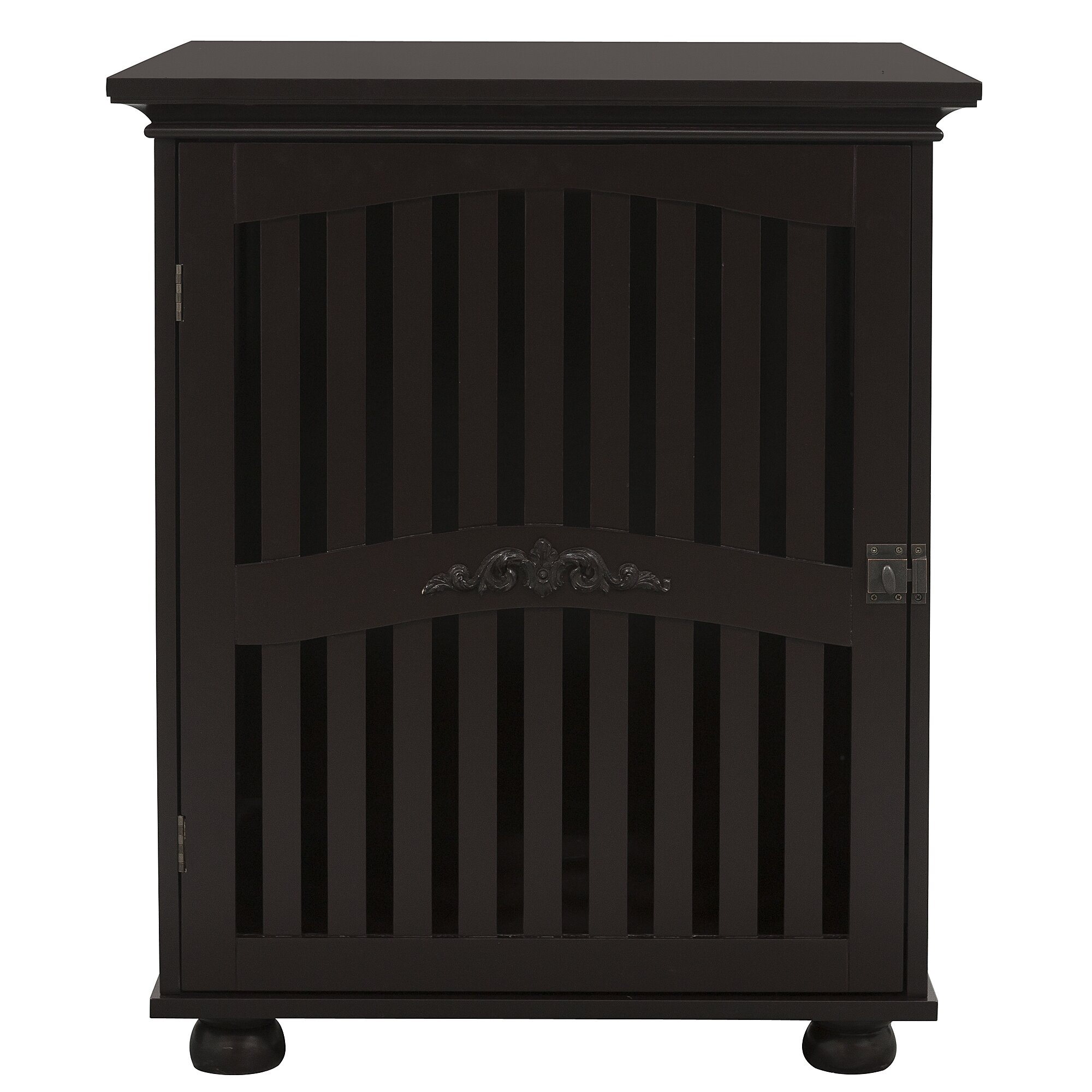 Ethan pets kirkland buddy residence pet crate end table amp reviews