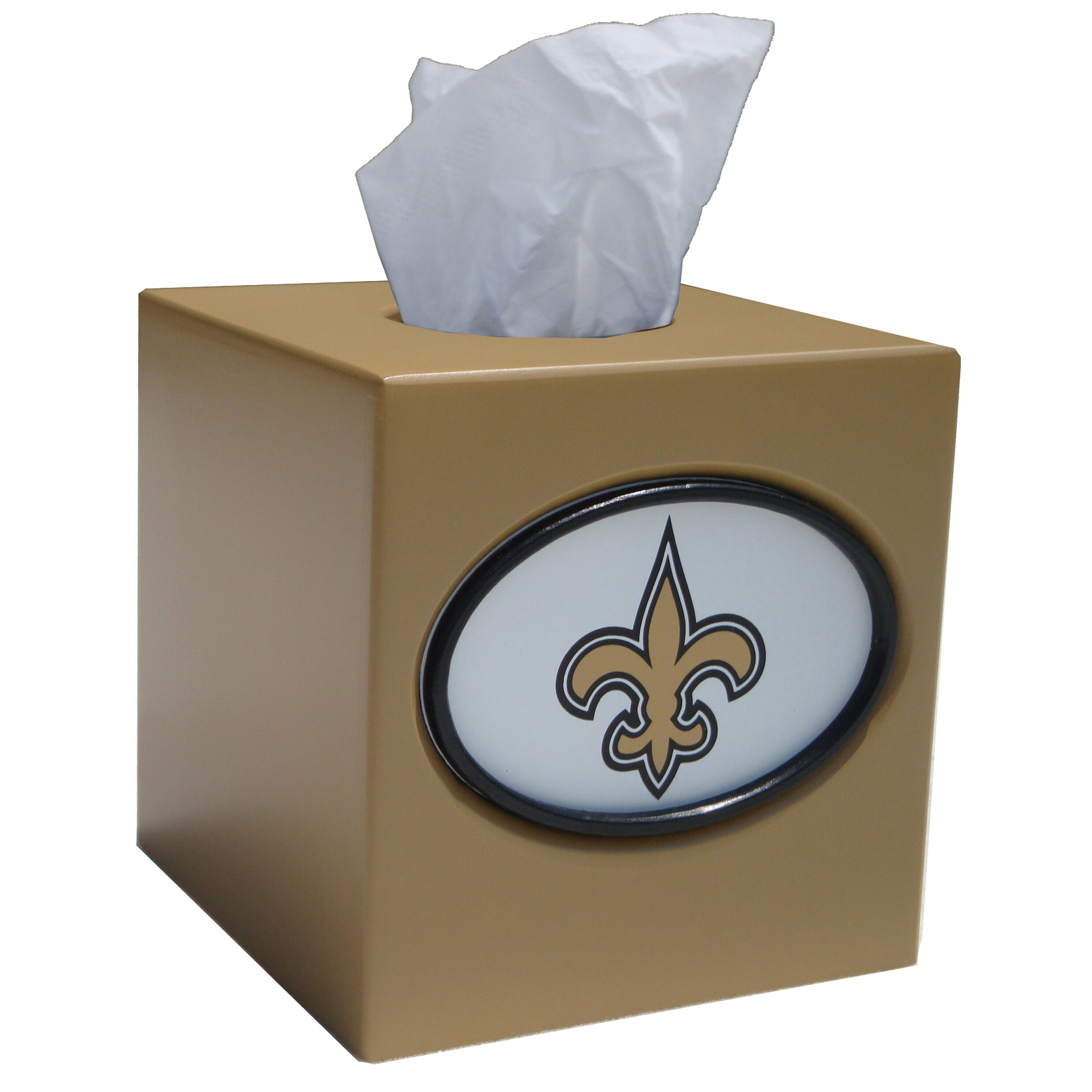 Fan Creations Nfl Tissue Box Cover Amp Reviews Wayfair Supply