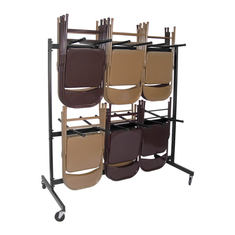 Regency Stand Up Folding Chair Dolly & Reviews