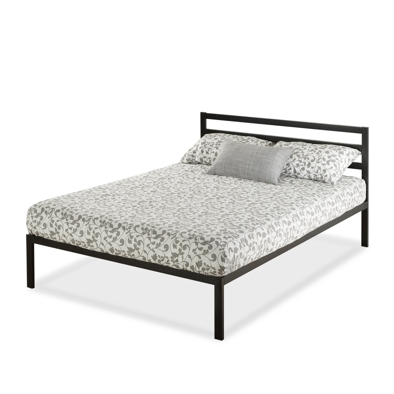 Zinus Modern Studio Platform Bed Frame Amp Reviews Wayfair
