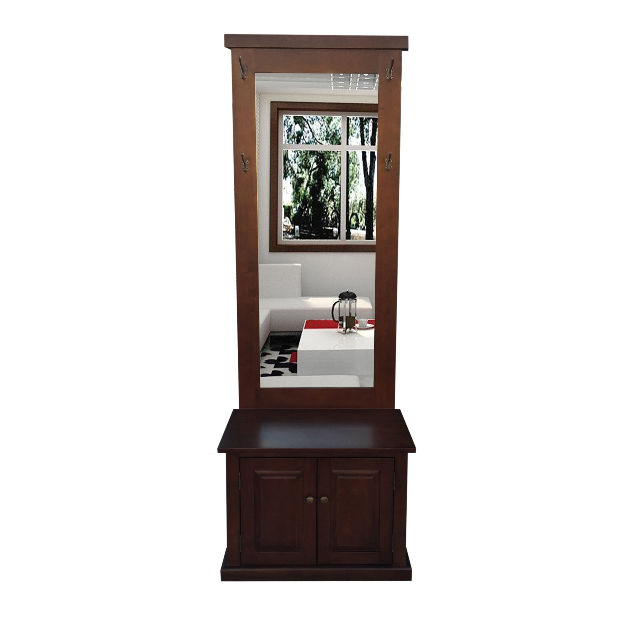 Foyer Cabinets: Raleigh Entryway Accent Cabinet