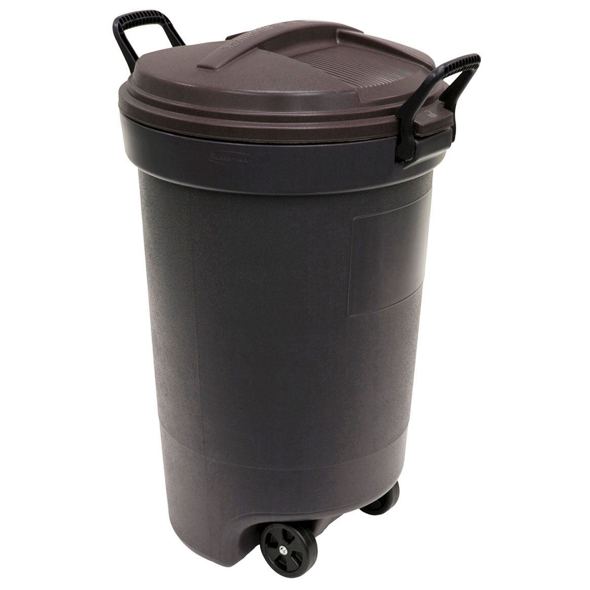 United Solutions 32 Gallon Rubbermaid Wheeled Trash Can