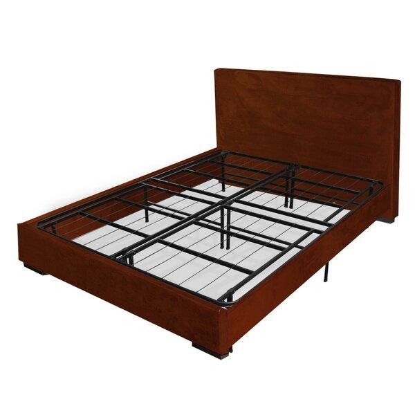 sleep revolution deluxe box spring bed frame foundation reviews wayfair. Black Bedroom Furniture Sets. Home Design Ideas