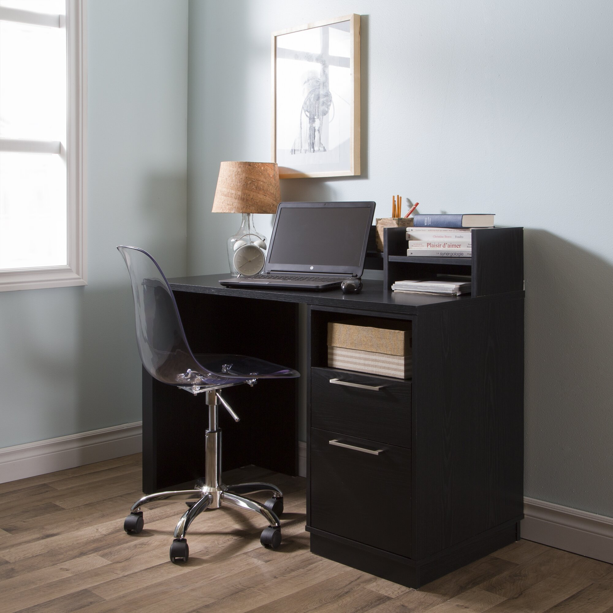 furniture office furniture all desks south shore sku th4306