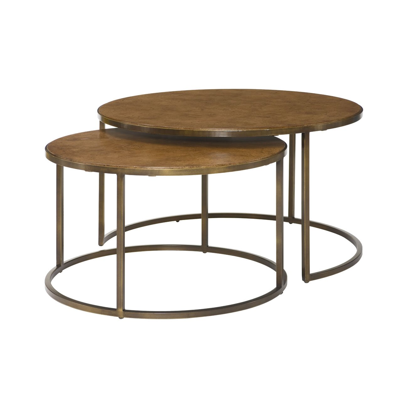 Soho 2 Piece Coffee Table Set Wayfair