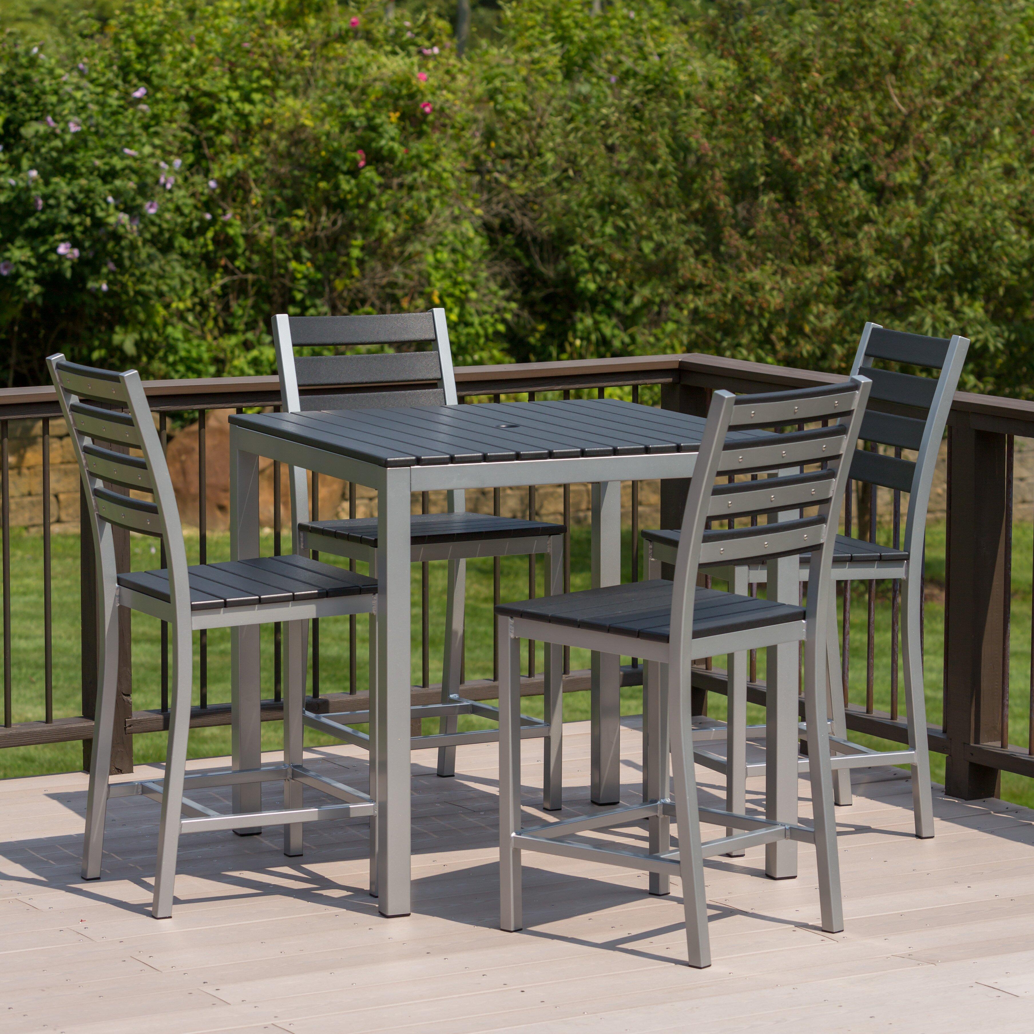 Outdoor Patio Furniture ... Patio Dining Sets Elan Furniture SKU ...