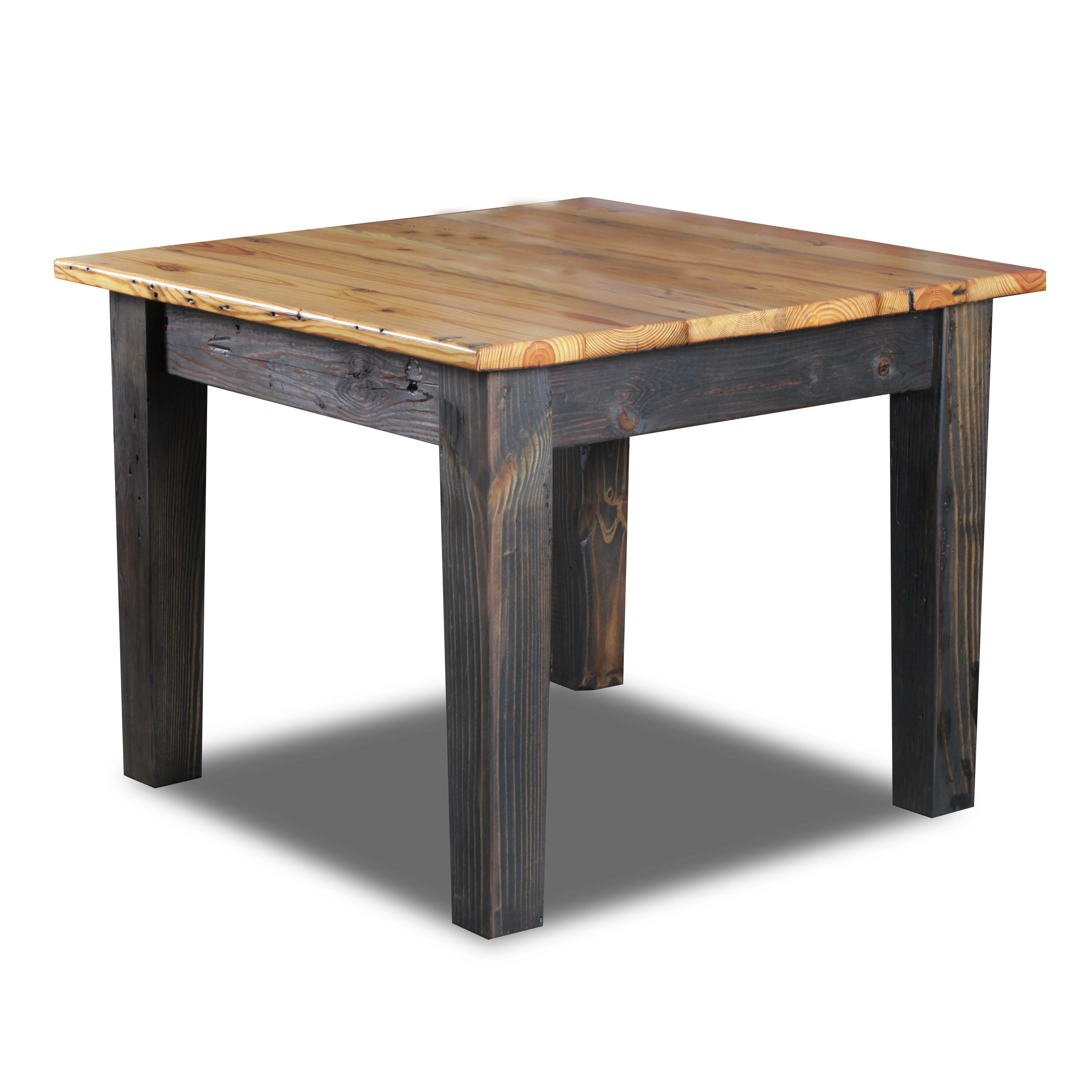 Vintage Flooring and Furniture Farm Dining Table & Reviews