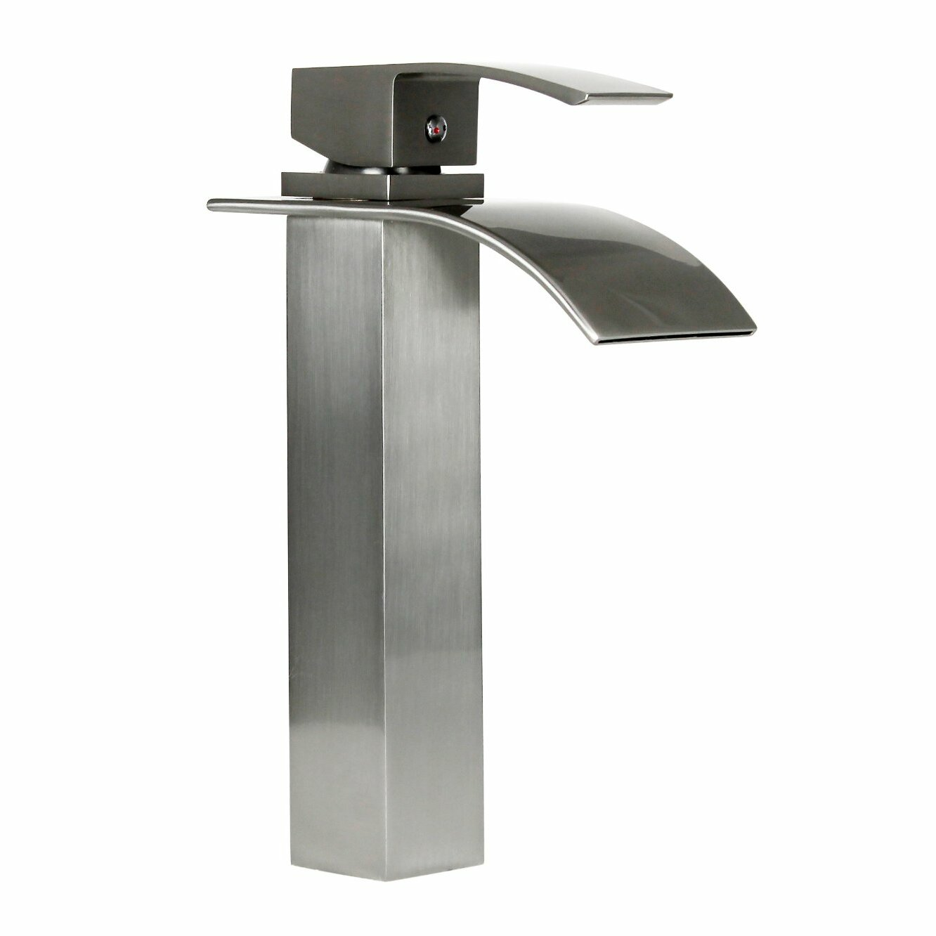 Dyconn Faucet Wye Modern Bathroom Vessel Sink Faucet & Reviews