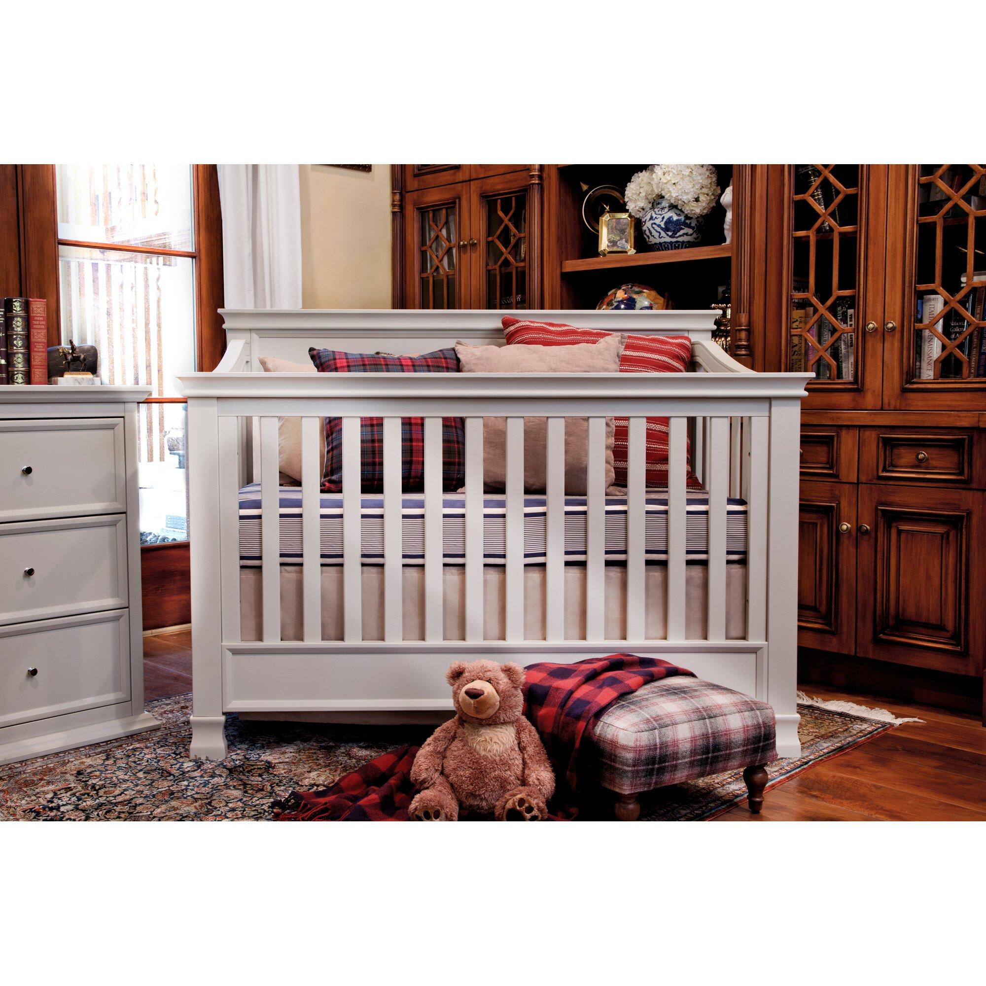 madeline iron crib by million dollar baby classic