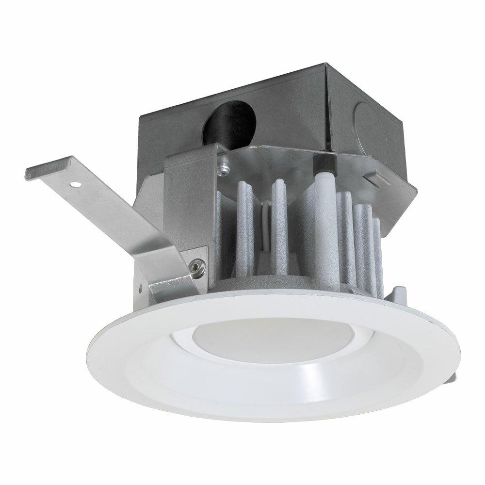 Jesco Lighting LED Downlight With Integral Junction Box