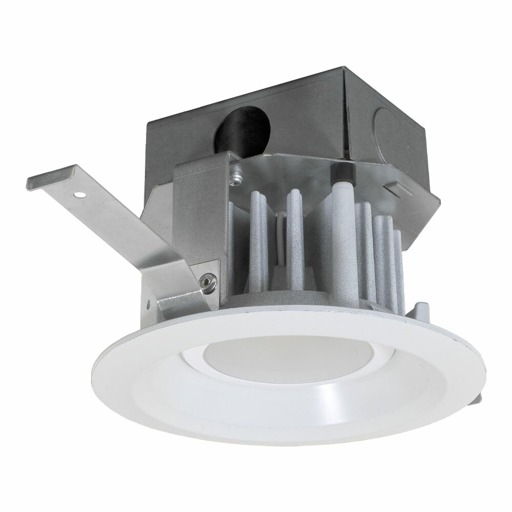 jesco lighting led downlight with integral junction box. Black Bedroom Furniture Sets. Home Design Ideas
