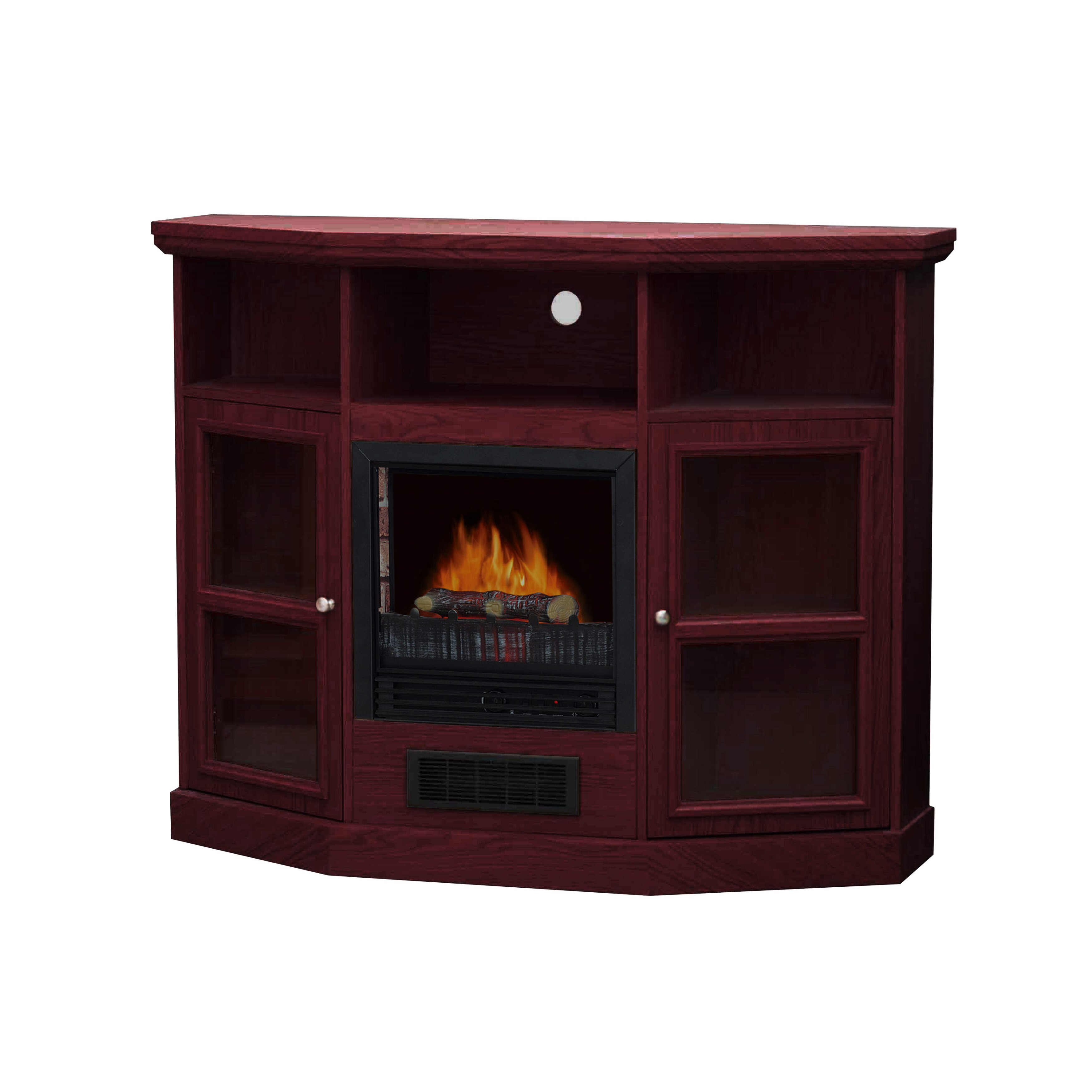 stonegate hawthorne tv stand with electric fireplace