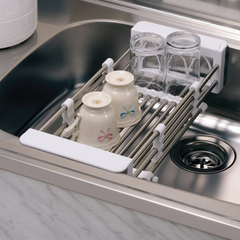 how to keep a stainless steel sink from spotting