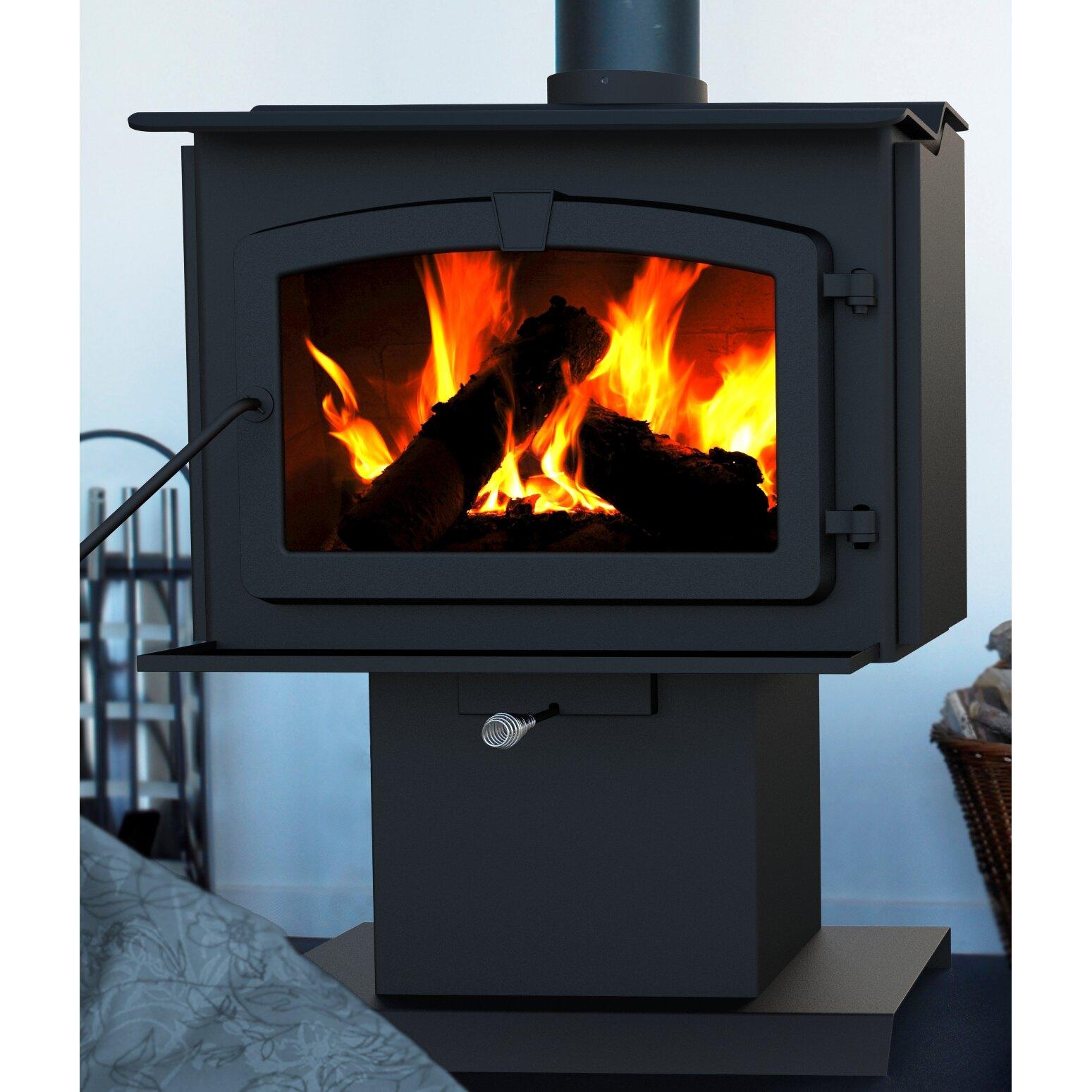 Hearth Stove: Pleasant Hearth Wood Burning Stove & Reviews