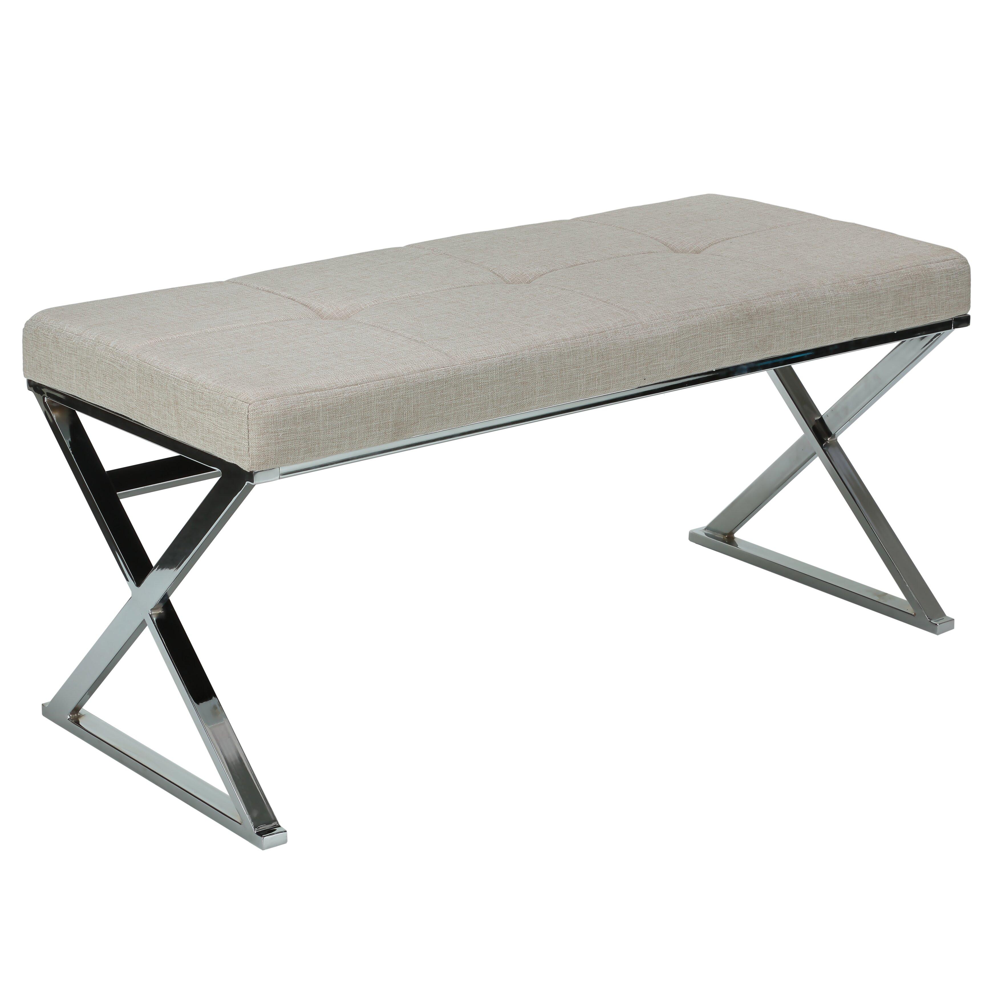 Furniture Accent Furniture Benches Cortesi Home SKU CRTH1195