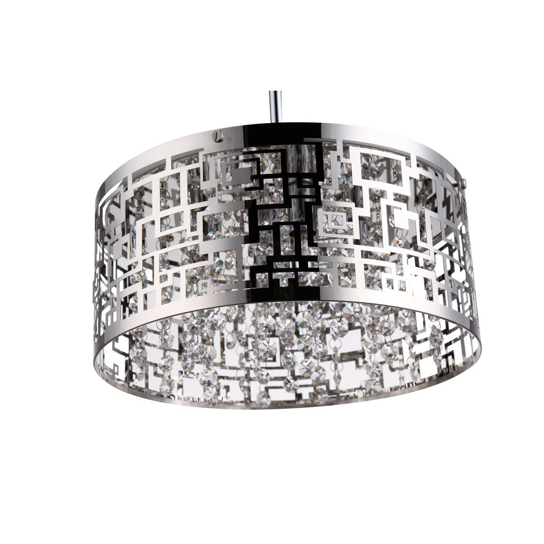 Bromi Design Metropolitan 4 Light Drum Pendant Amp Reviews