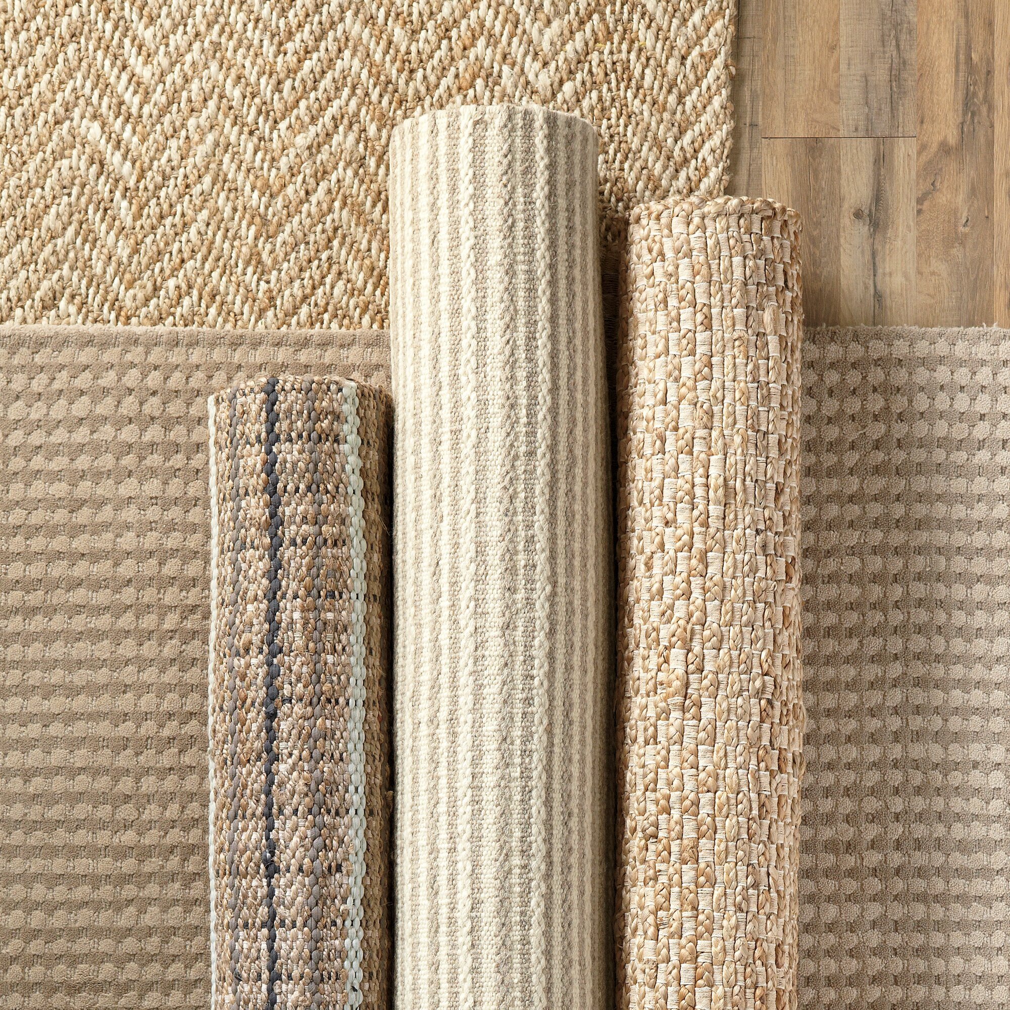 Birch Lane Sibley Jute Rug & Reviews