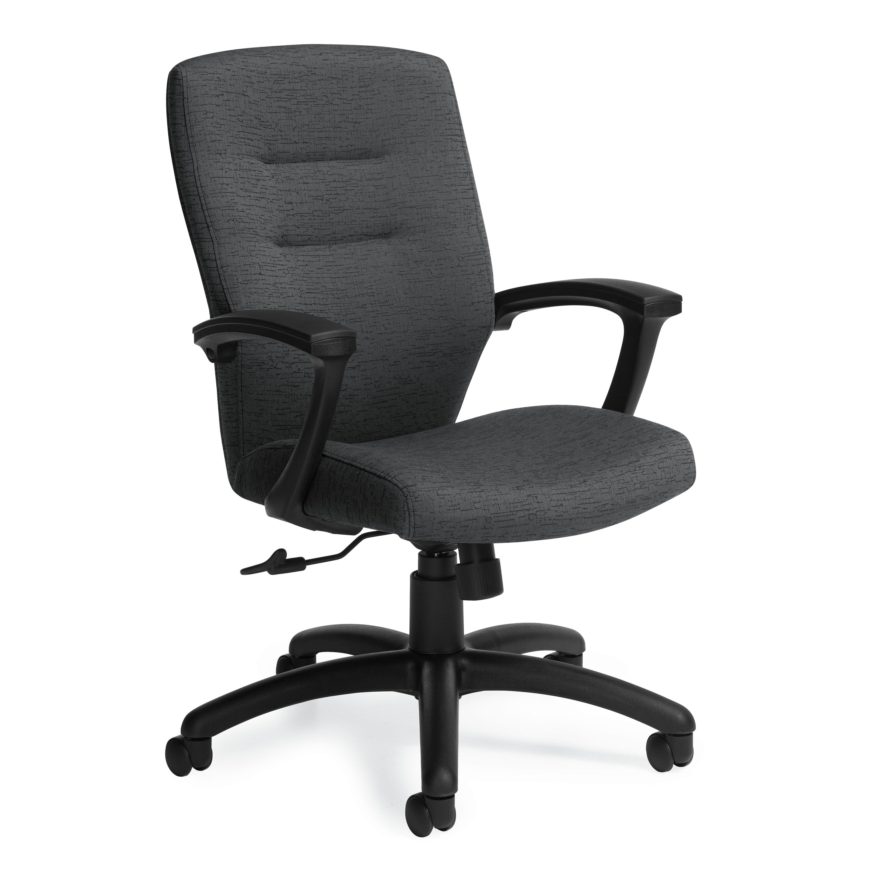 Synopsis Mid Back fice Chair with Fixed Back
