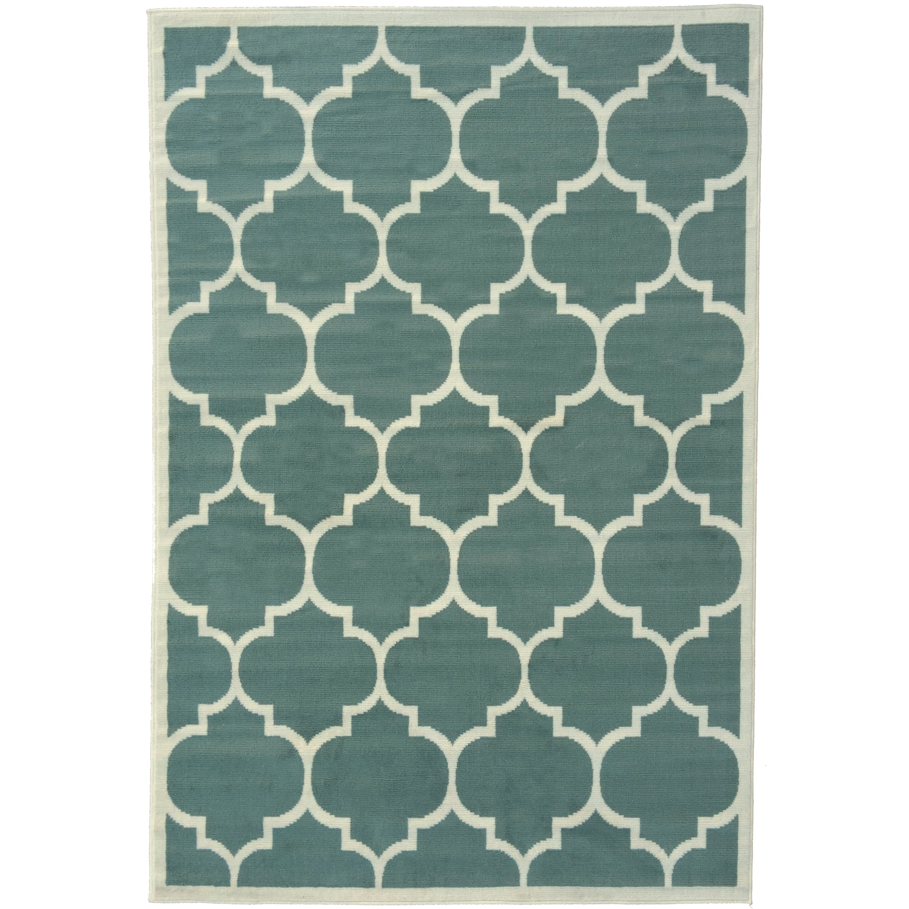 Ottomanson Paterson Sage Green Area Rug & Reviews
