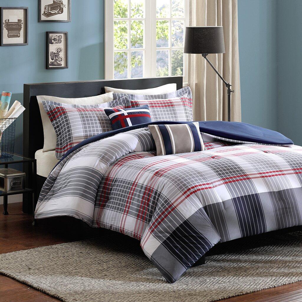 Intelligent Design Caleb Comforter Set Amp Reviews Wayfair