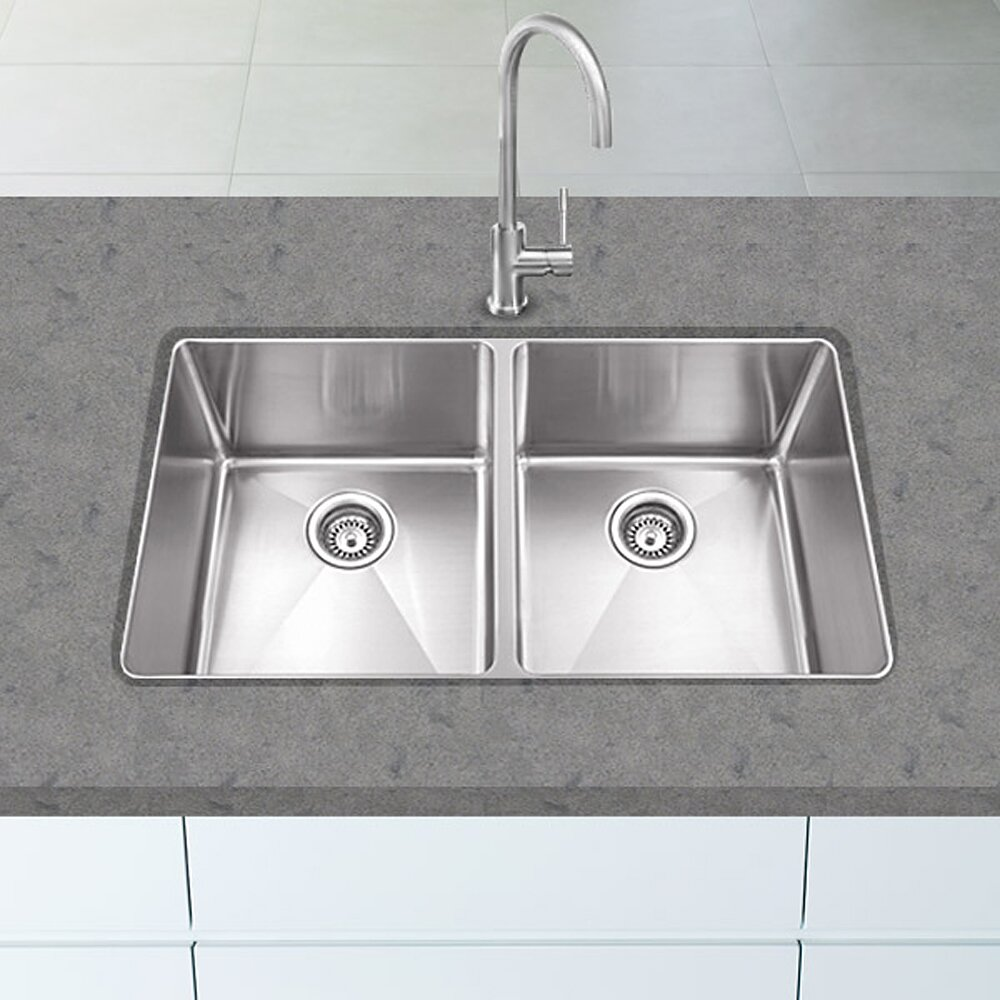 Hahn Kitchen Sinks : Hahn Chef Series 32