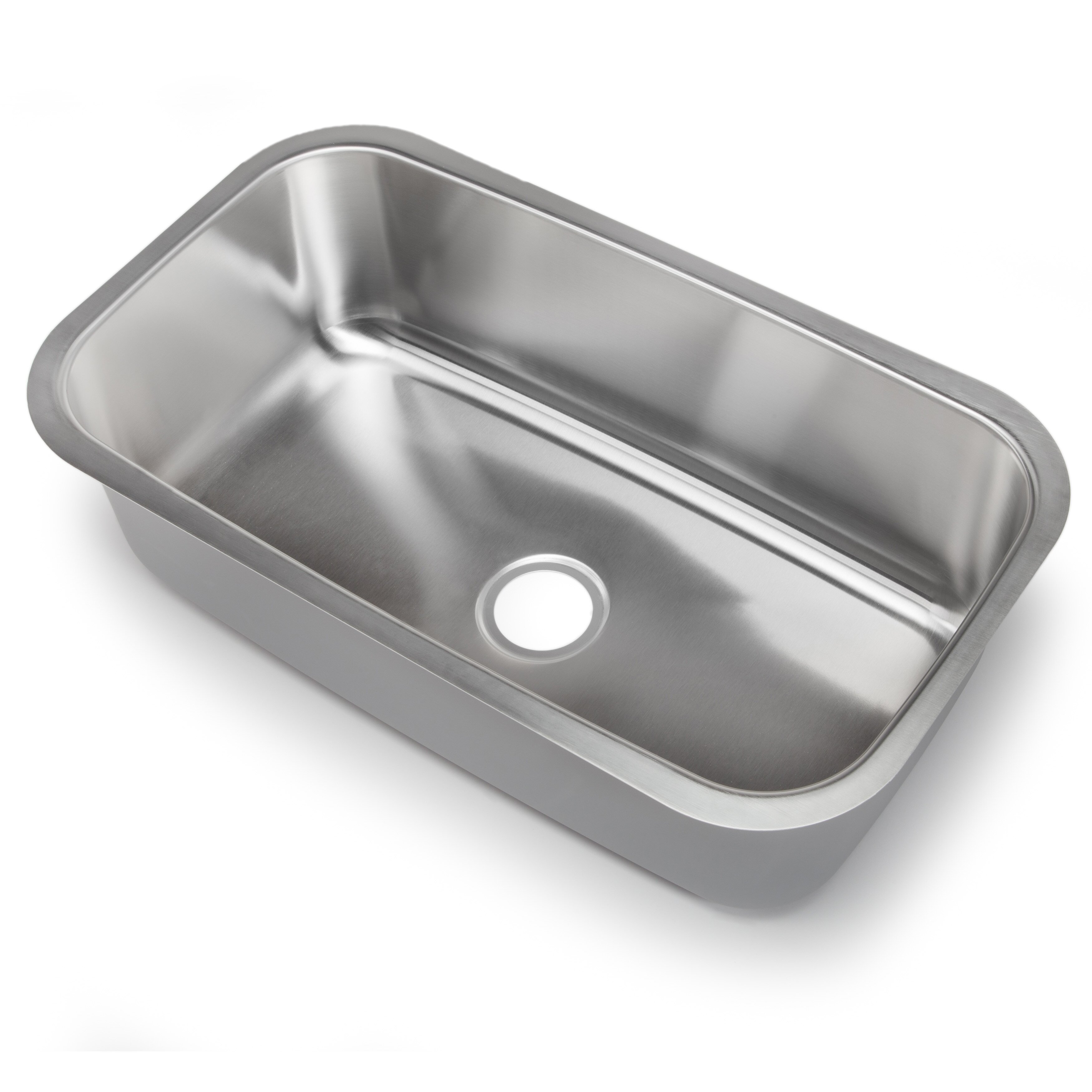 Classic  X   Single Bowl Kitchen Sink