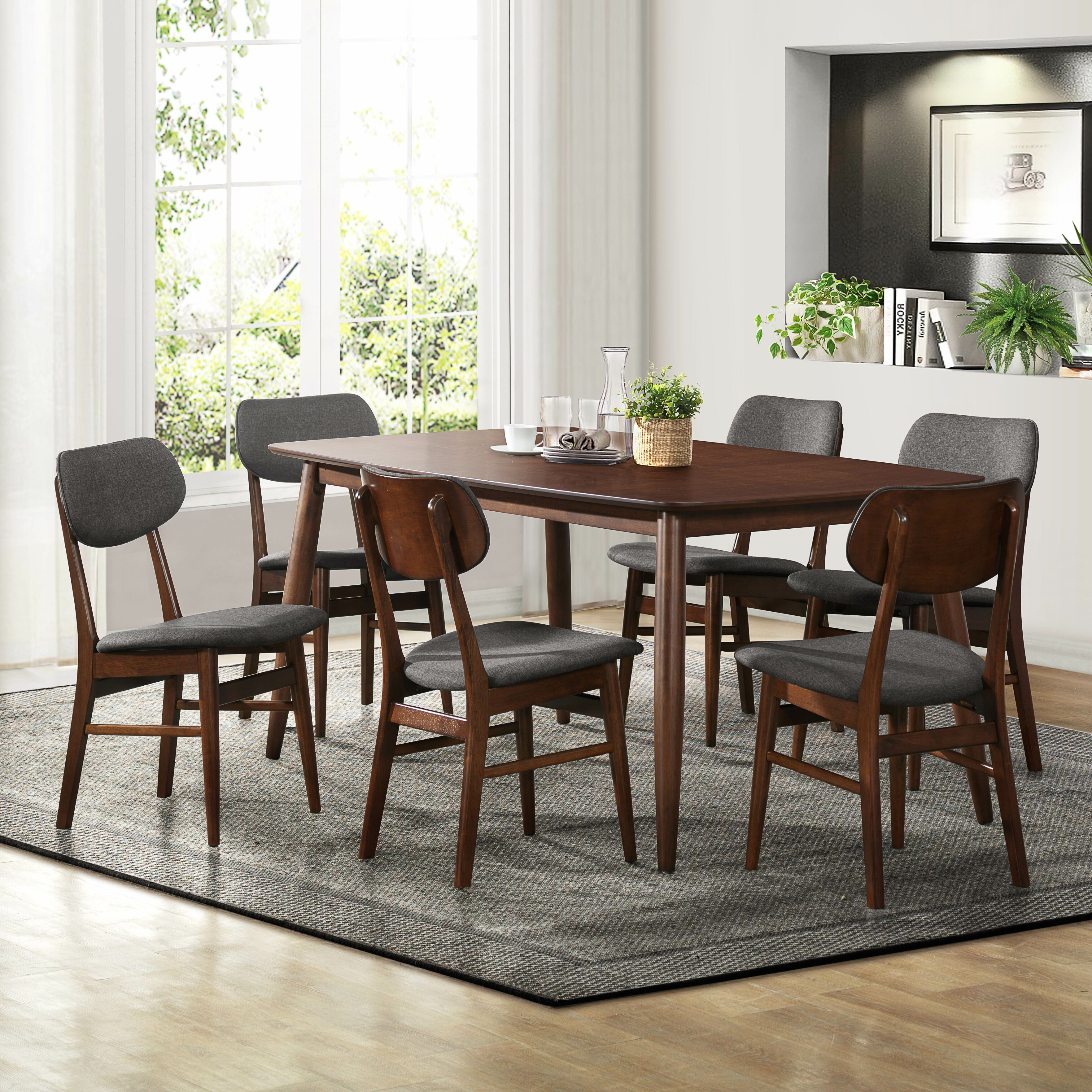 Woodhaven Hill Lev Dining Table & Reviews