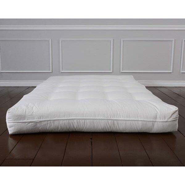 Bio Sleep Concept Luxury Natural Wool 8 Quot Foam Core Futon