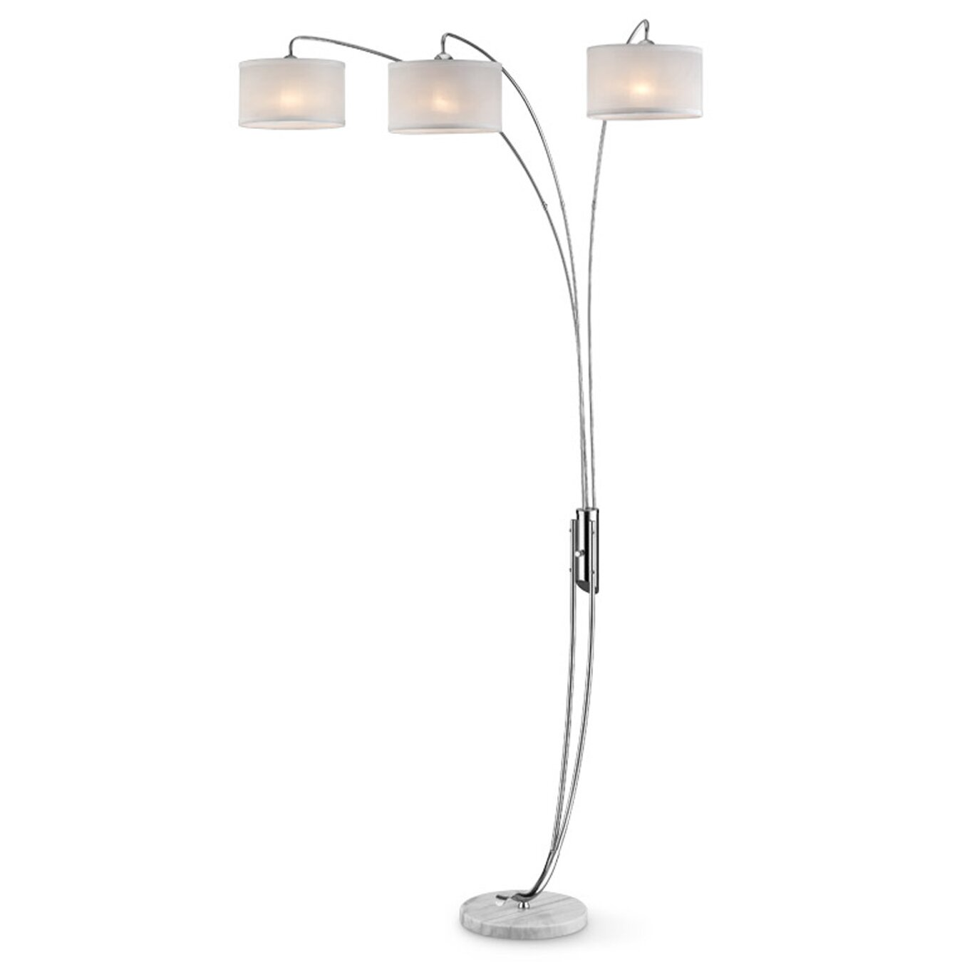 Lighting Lamps Floor Lamps ORE Furniture SKU: ORE2286