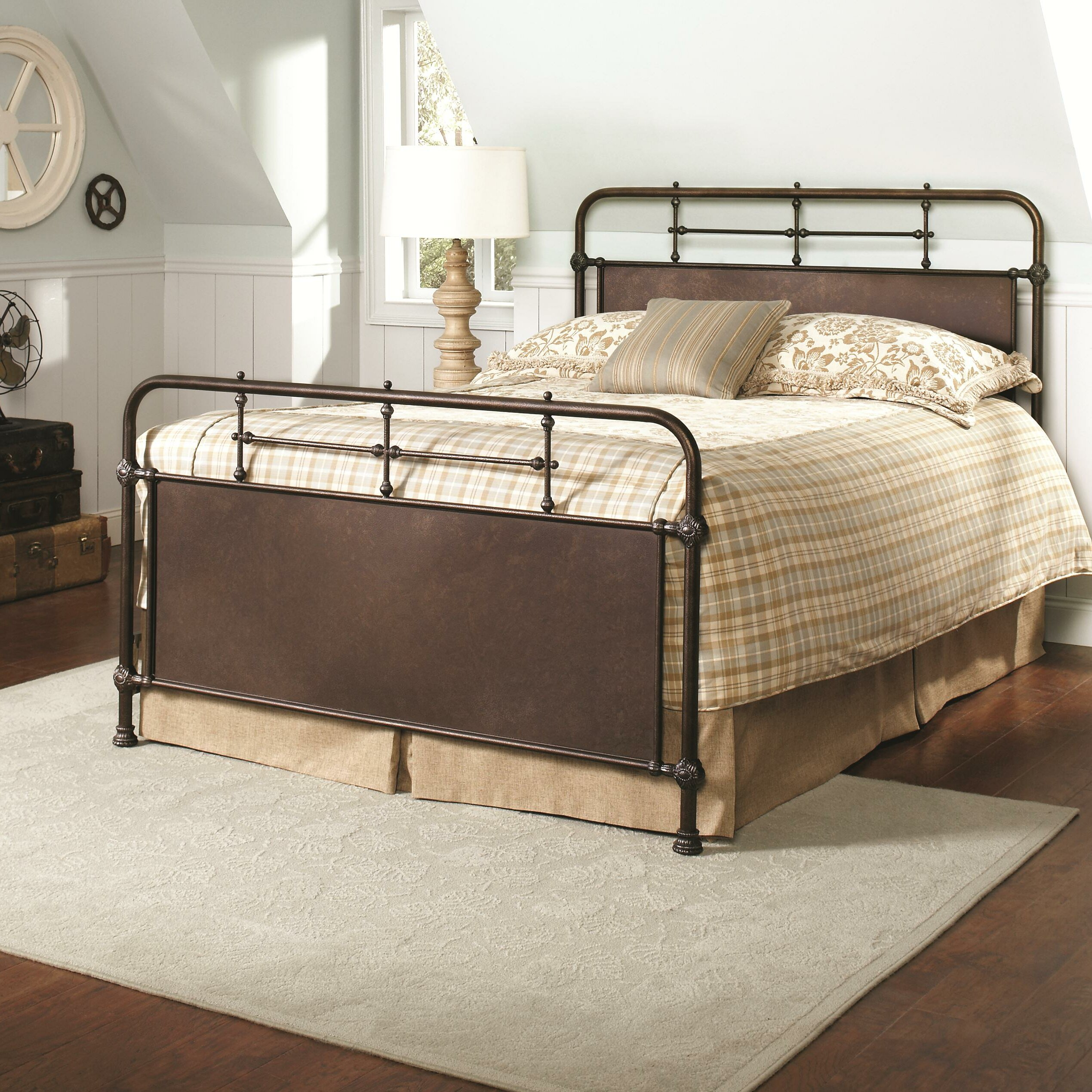 Largo Excelsior Metal Headboard And Footboard Amp Reviews