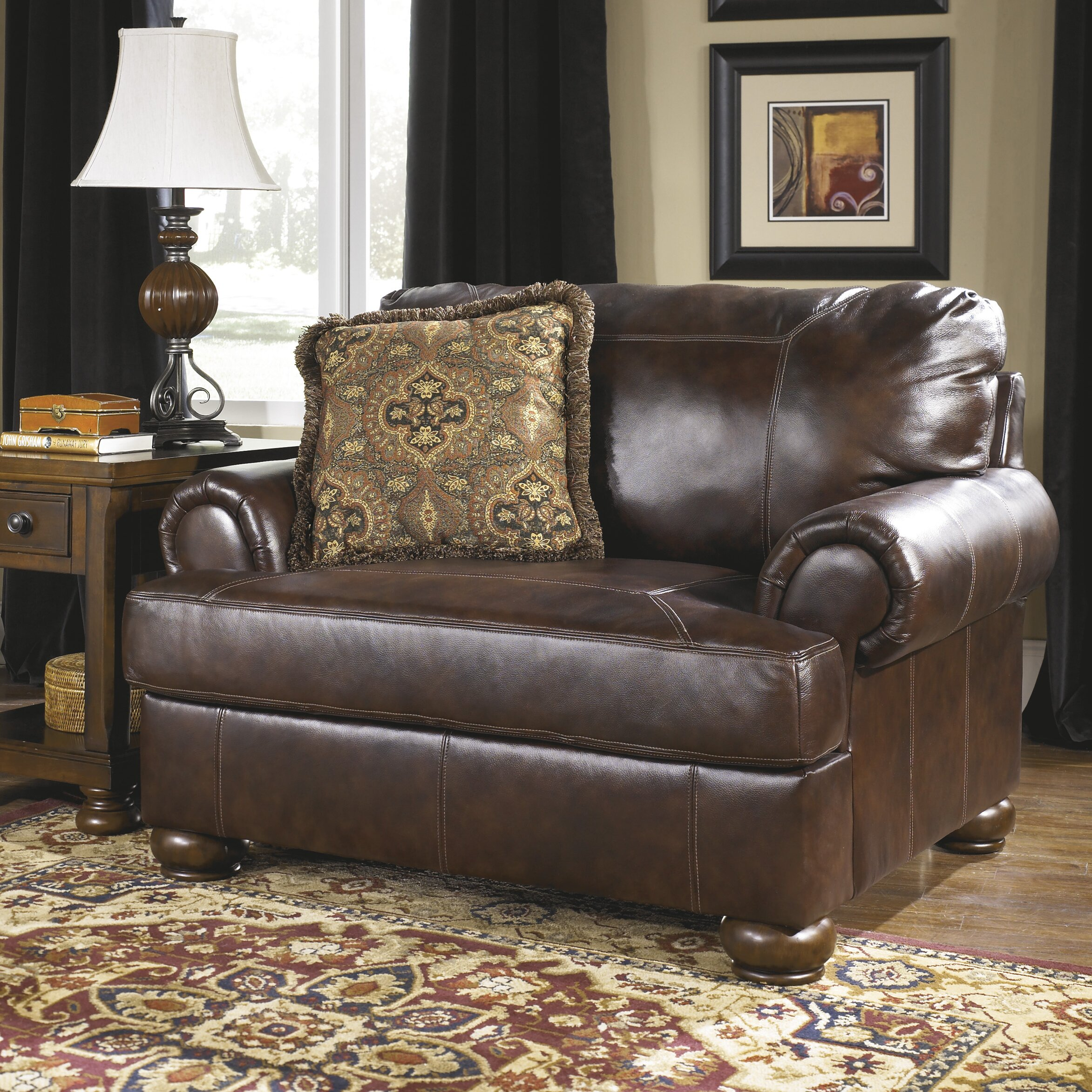 Furniture Accent Furniture Accent Chairs Signature Design by Ashley ...