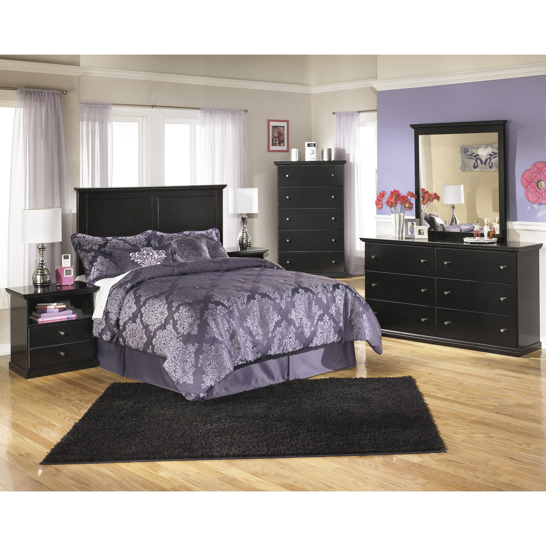 Signature Design By Ashley Maribel Panel Customizable Bedroom Set Reviews Wayfair
