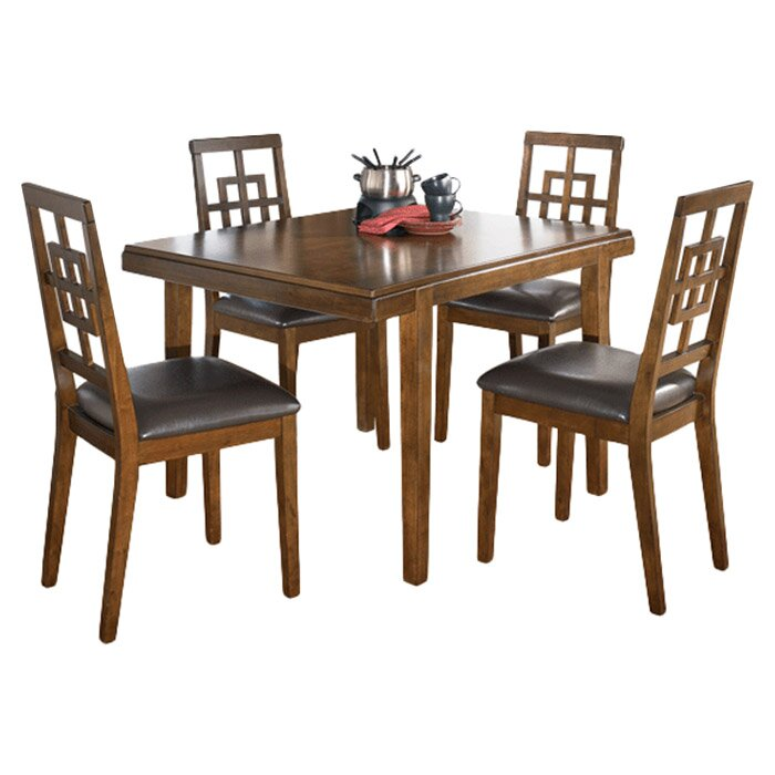 Ashley Furniture Hyland 5 Piece Dining Set With: Signature Design By Ashley Cimeran 5 Piece Dining Set