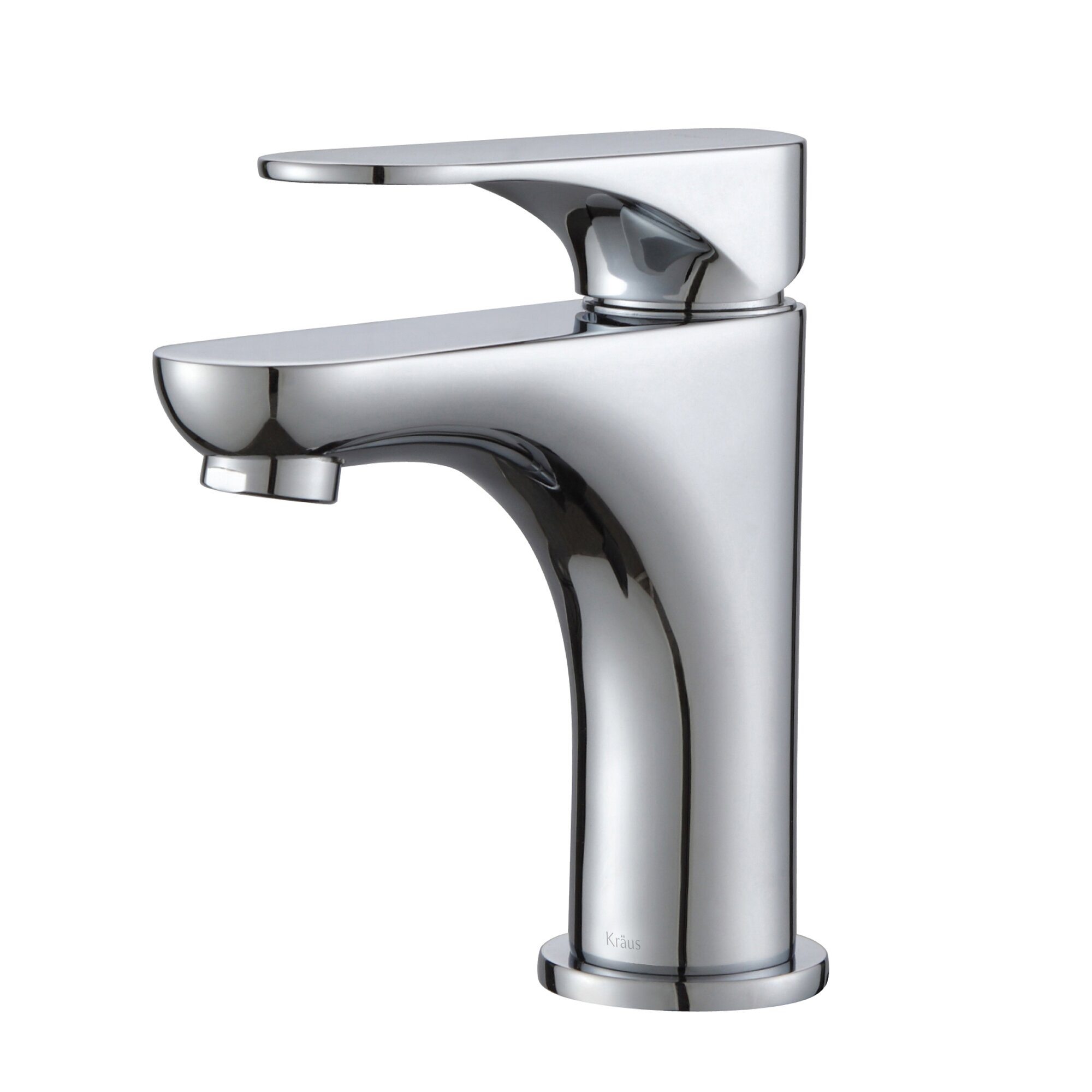 Kraus aquila single handle bathroom faucet reviews wayfair - Kraus shower faucets ...