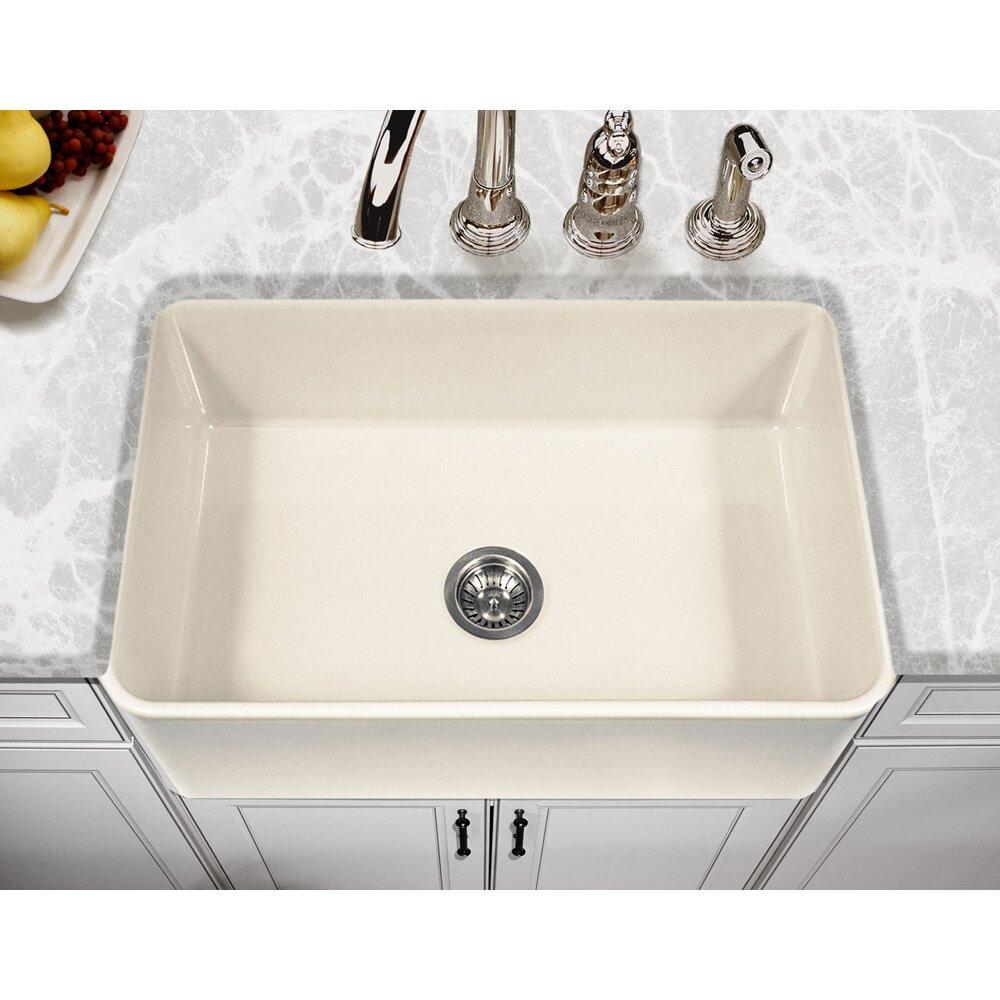 30 Apron Front Sink : Houzer Platus 30