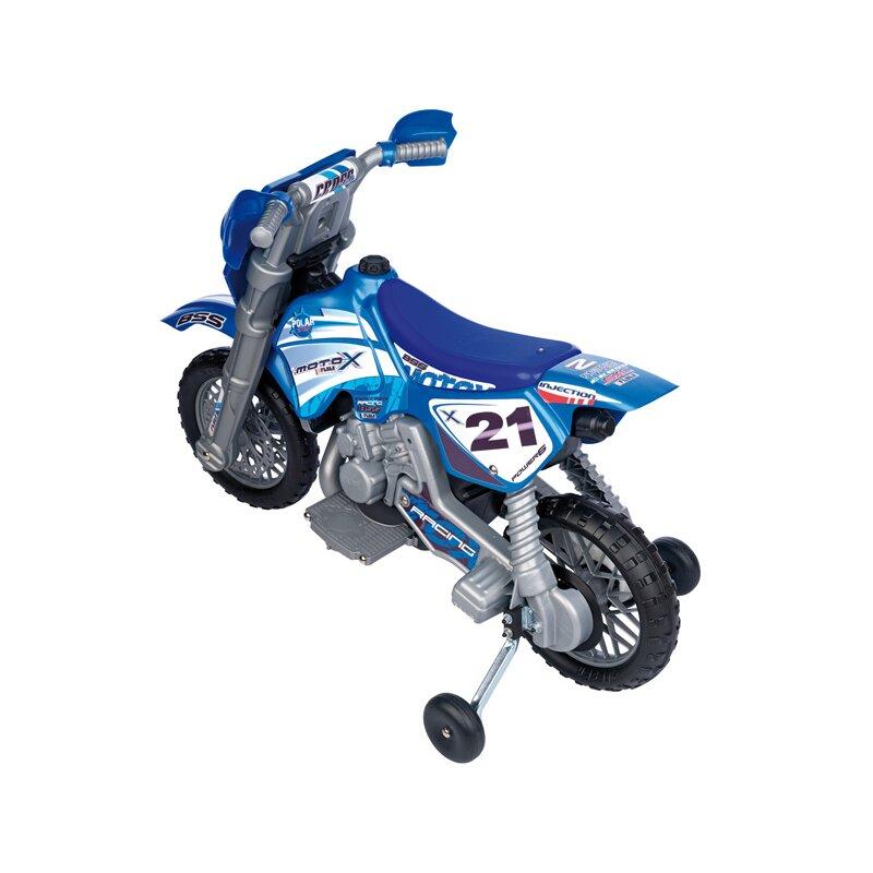 Boy S Sxc 6v Big Toys Dirt Bike Wayfair