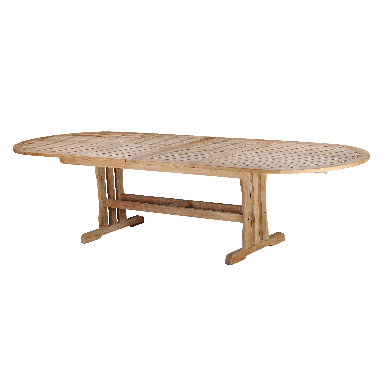 Arbora Teak Geneva Teak Oval Double Extension Dining Table  : Geneva2BTeak2BOval2BDouble2BExtension2BDining2BTable from www.wayfair.com size 5155 x 5155 jpeg 1292kB