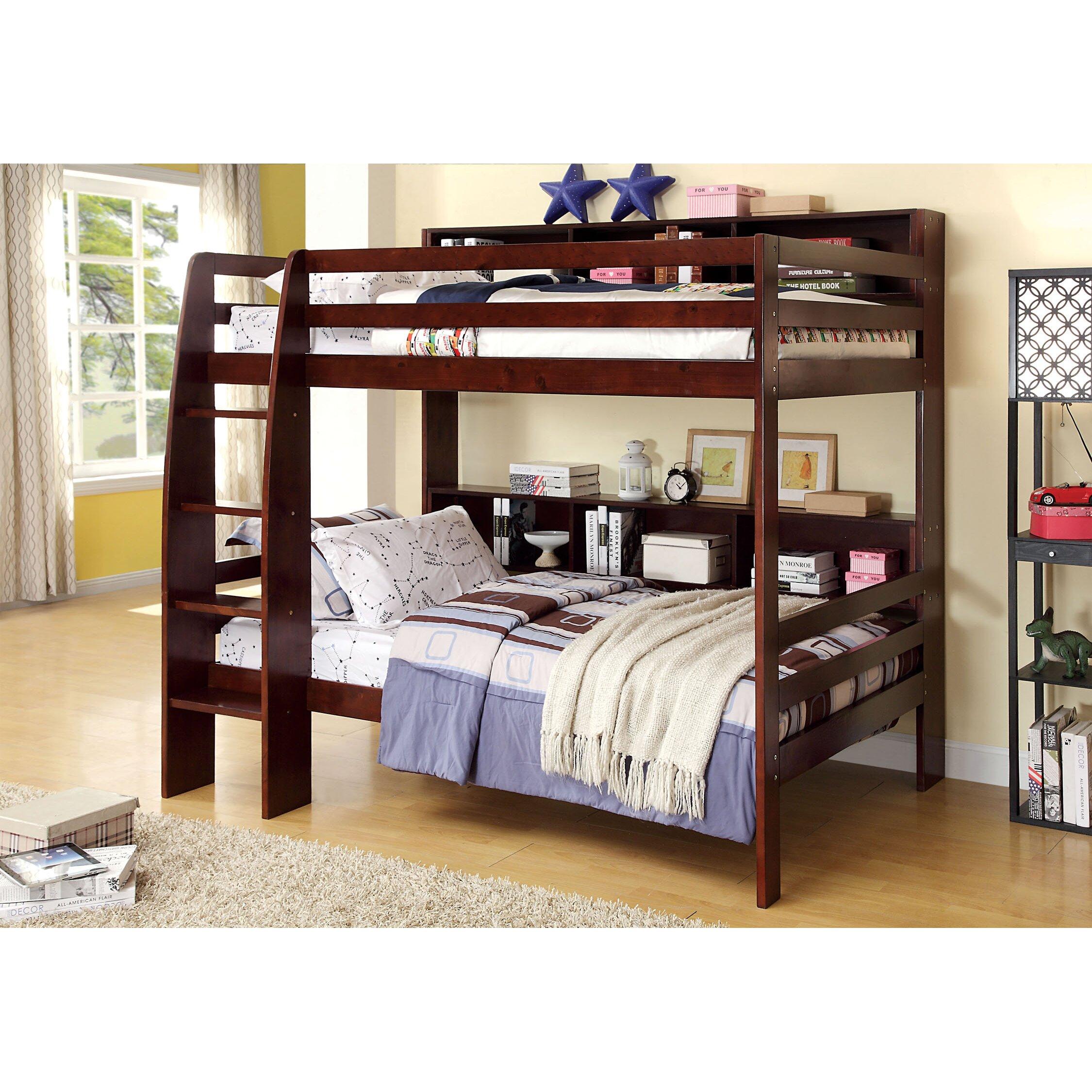 Hokku Designs Margerie Twin Bunk Bed Amp Reviews Wayfair