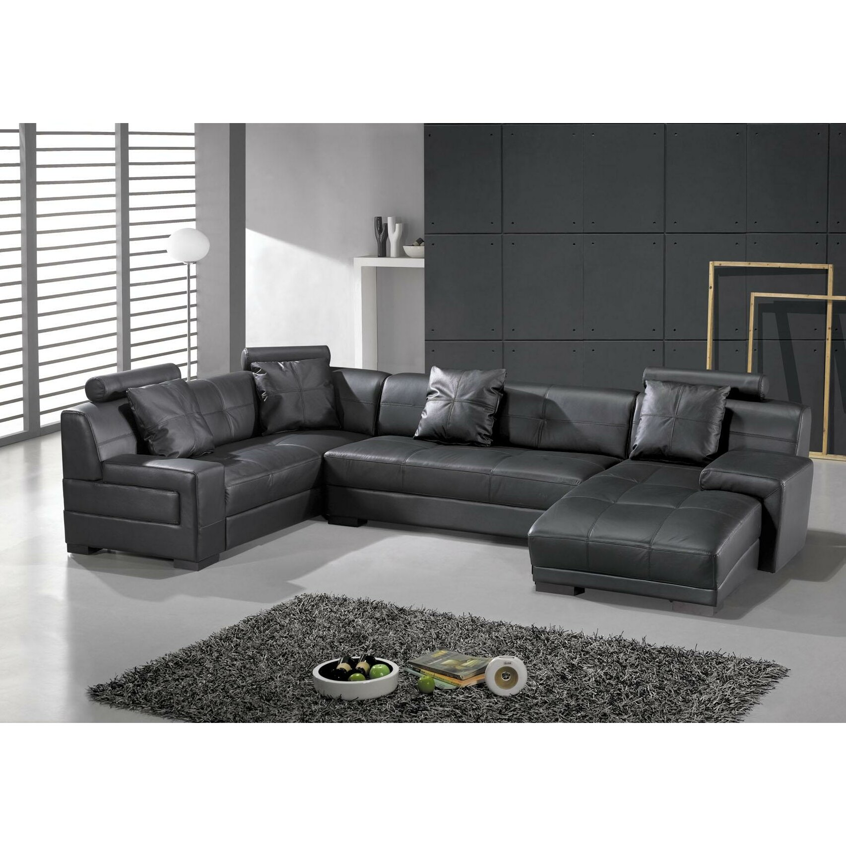 Sectional Sofa Sale Houston: Hokku Designs Houston Sectional & Reviews