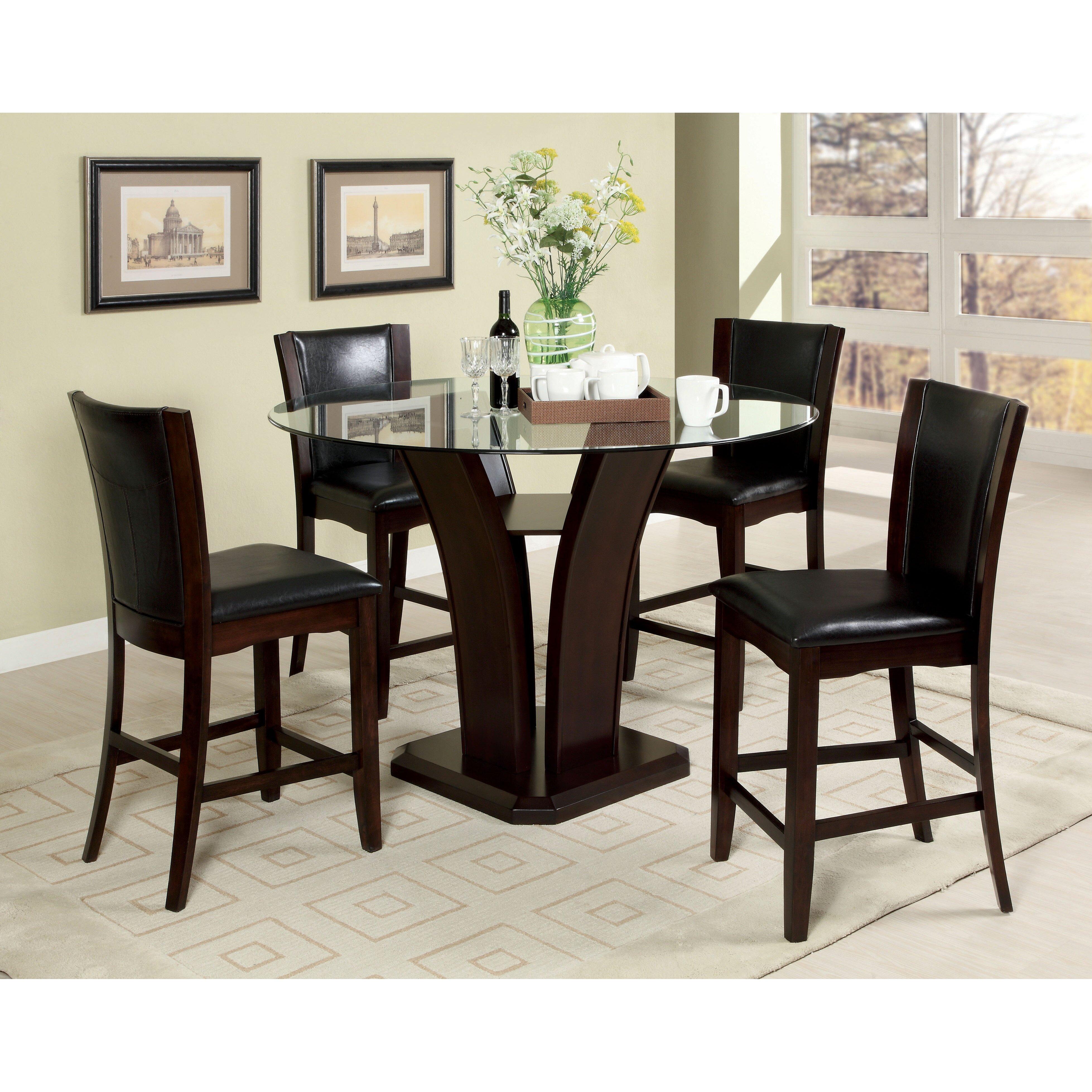 Hokku Designs Uptown 5 Piece Counter Height Dining Set  : Hokku Designs Uptown 5 Piece Counter Height Dining Set from www.wayfair.com size 3915 x 3915 jpeg 2269kB