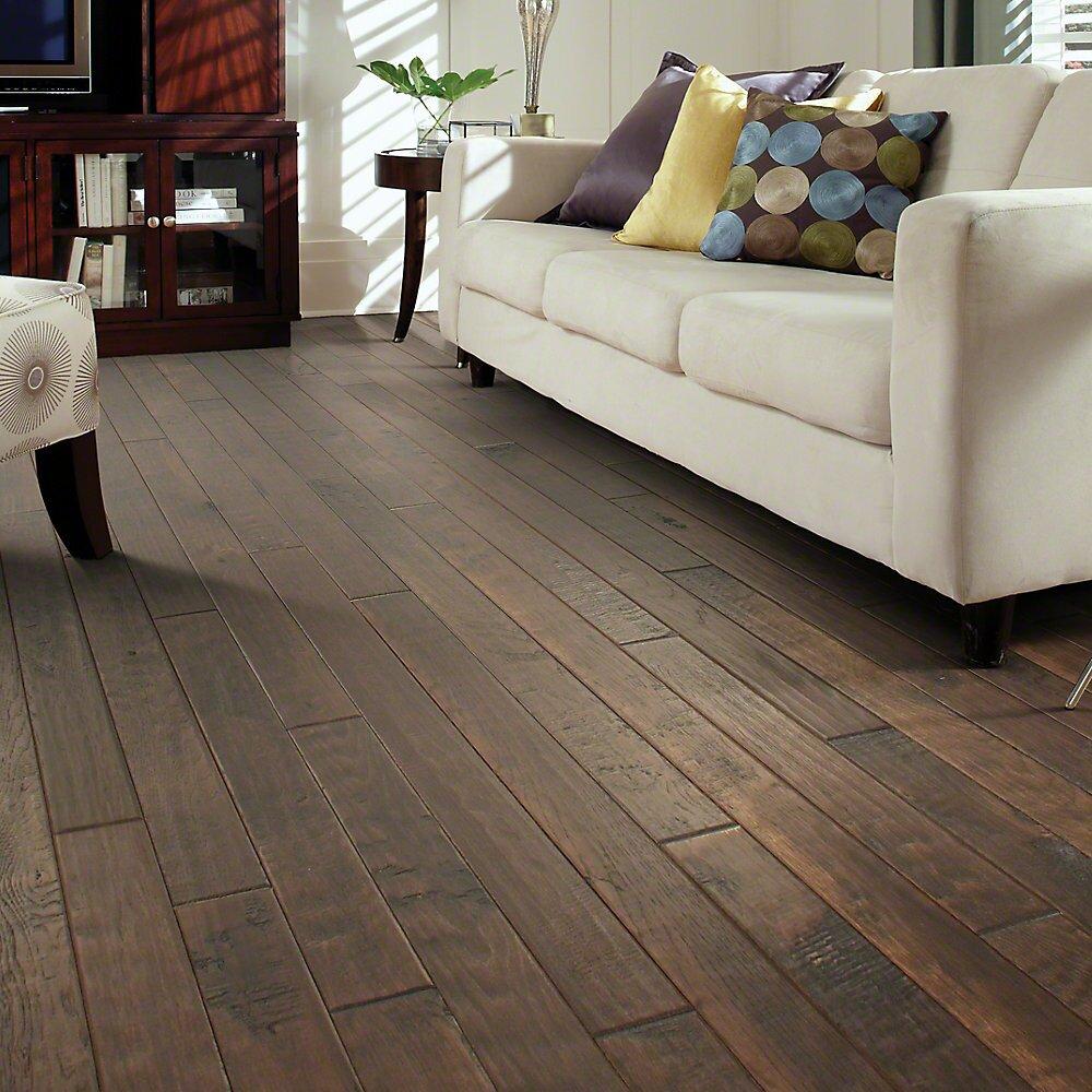 """Pioneer Road 3-1/4"""" Solid Hickory Hardwood Flooring in ..."""