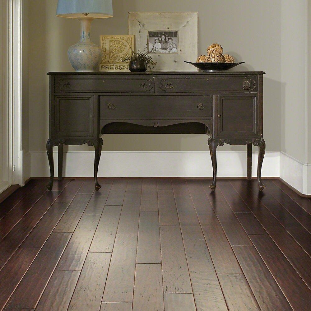 Kingwood 5 Quot Engineered Hickory Hardwood Flooring In Estate