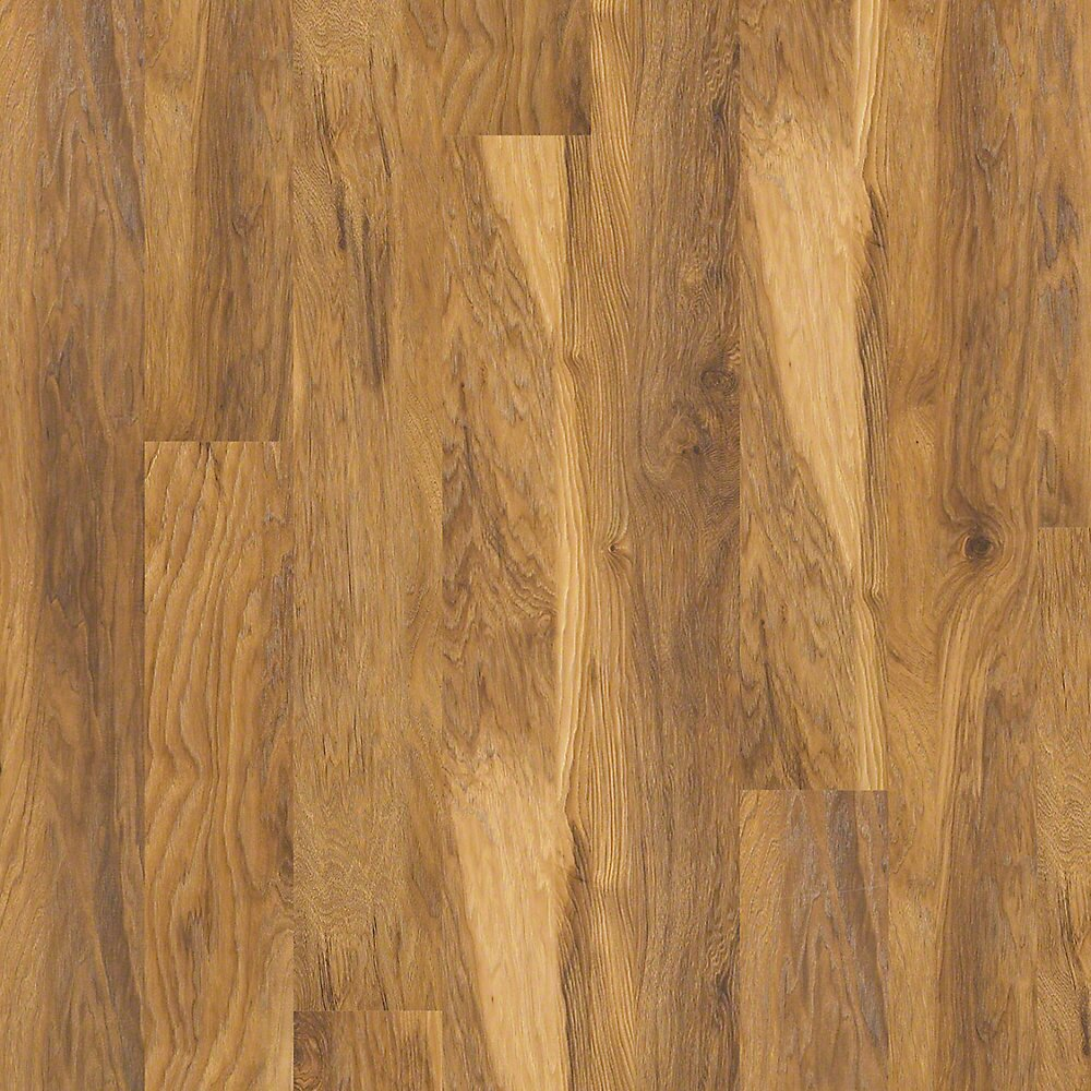 Shaw floors grand summit 8 x 79 x 10mm hickory laminate for Shaw laminate flooring