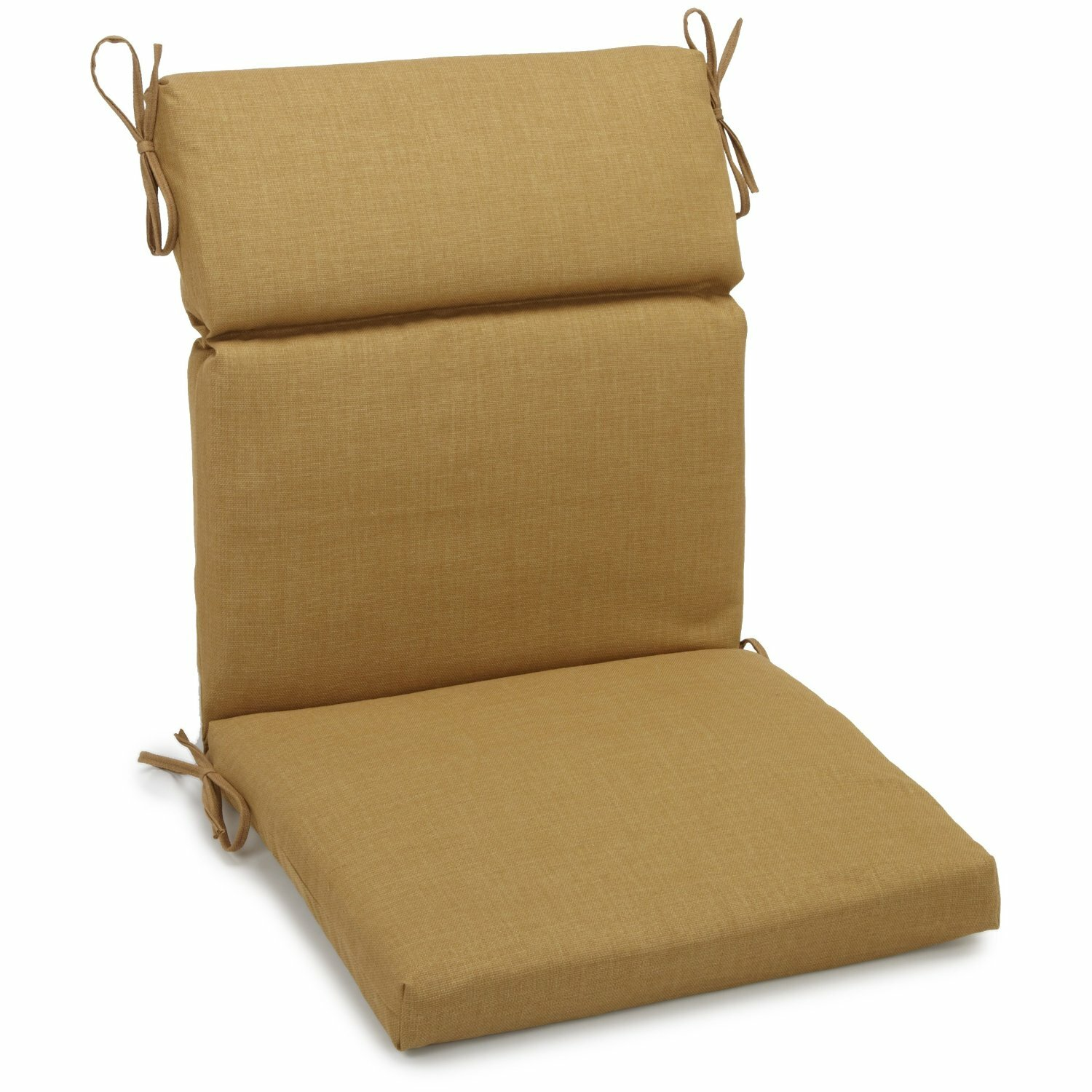 Blazing Needles Outdoor Adirondack Chair Cushion & Reviews  Wayfair