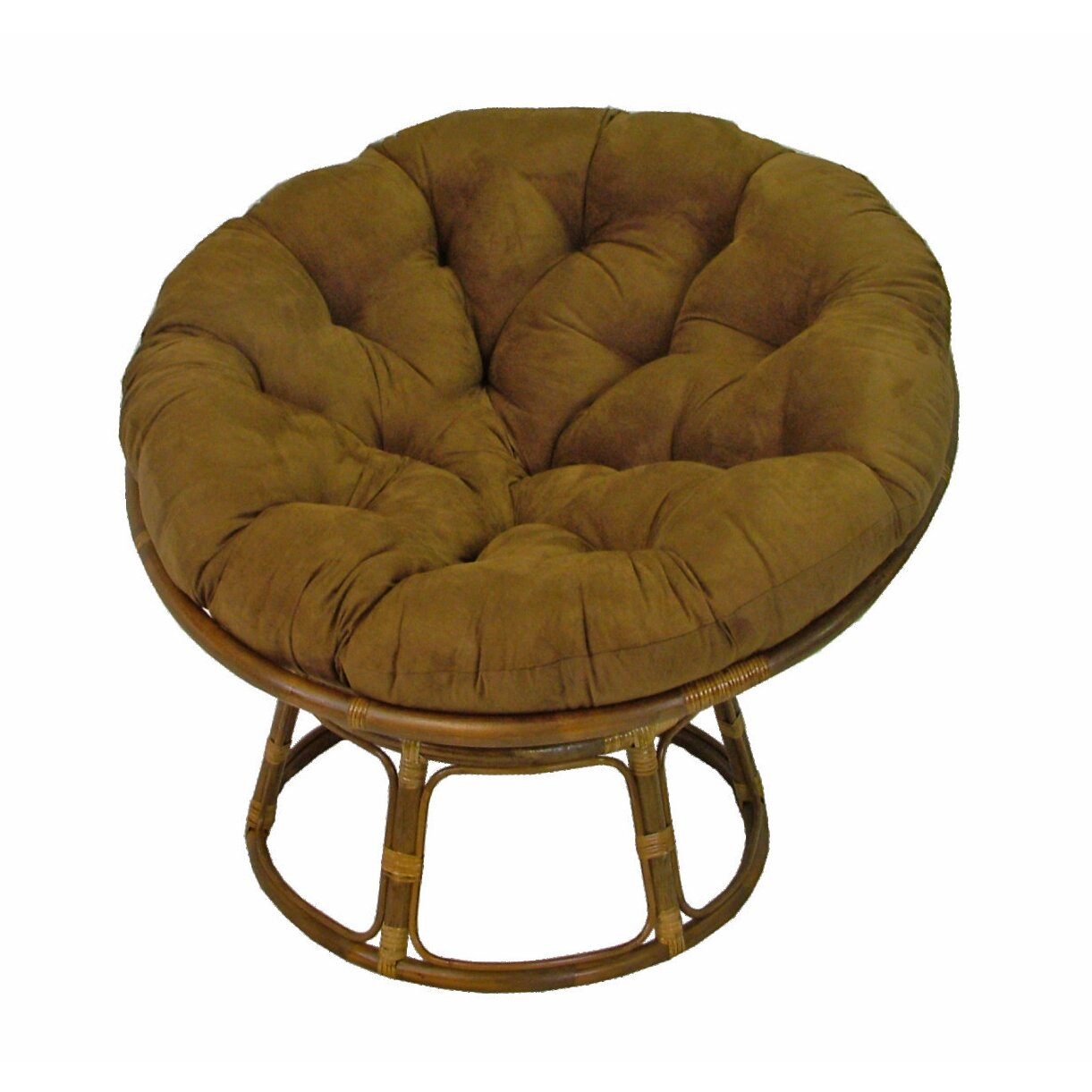 Blazing Needles Papasan Lounge Chair Cushion & Reviews