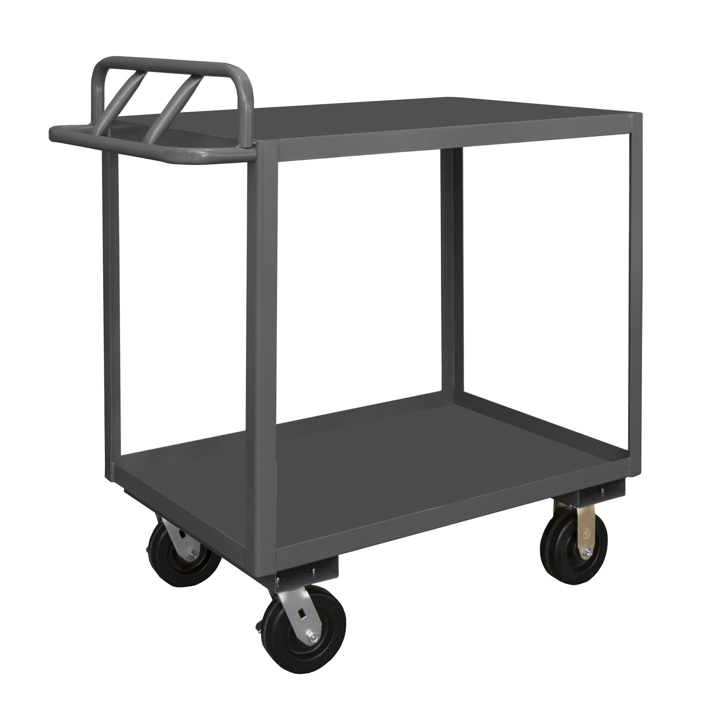 Factory Utility Cart: Stock Utility Cart With Ergonomic Handle