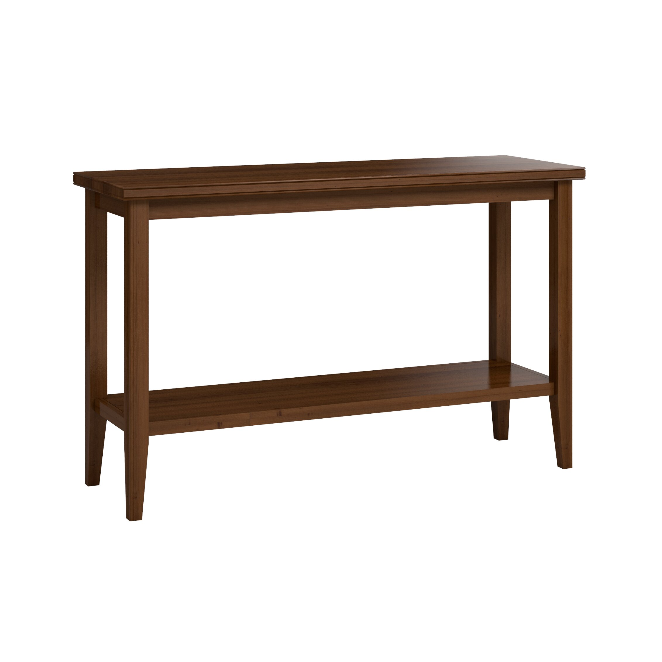 Barnwood Side Table WayfairEnd Aspen Coffee With